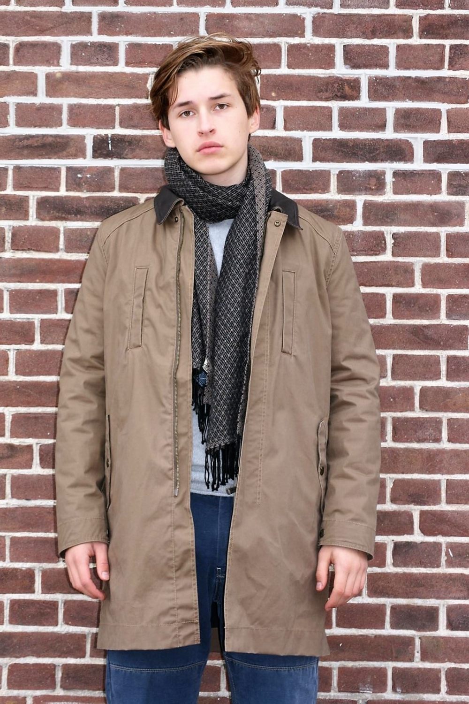 Foto van MCS We the People Trench Coat All Seasons
