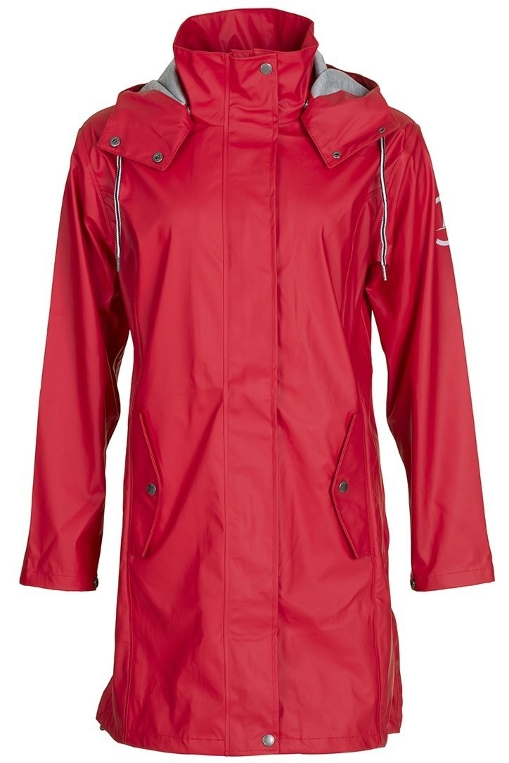 Foto van Key West Brook Solid regenjas rood