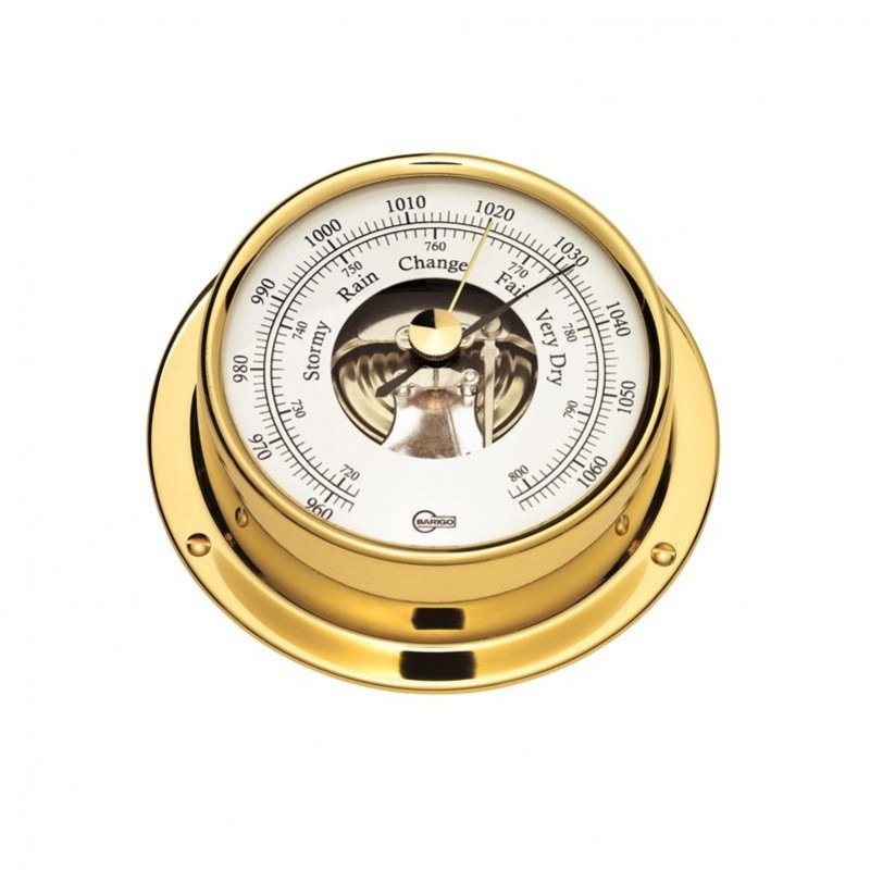 Foto van Barigo Tempo S scheepsbarometer 1710ms