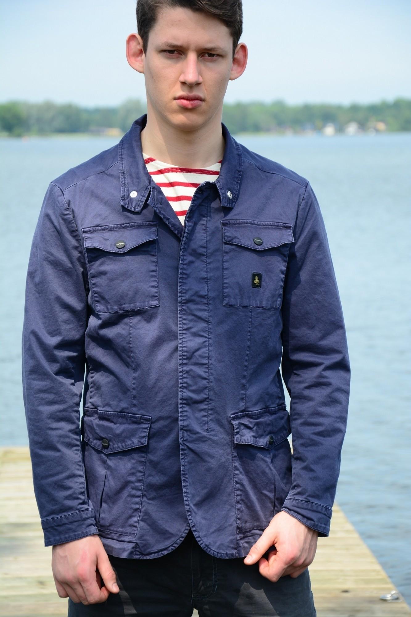 Foto van Refrigiwear New Brent jas navy
