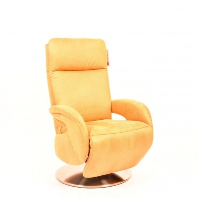 Relaxfauteuil Genua - Camel