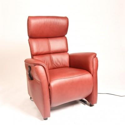 Foto van Sta op fauteuil Seoul dicht arm