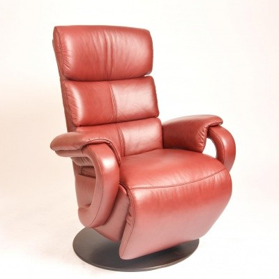 Relaxfauteuil Seoul open arm