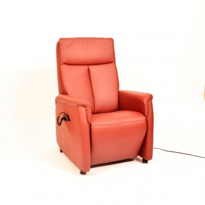 Sta-op fauteuil Merlot