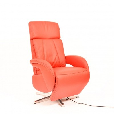 Relaxfauteuil Genua - Rood