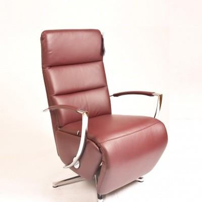 Relaxfauteuil Monaco Rood