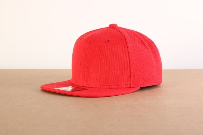 Afbeelding van Starter ST-359-RED-BLK Snapback cap Branded Rood