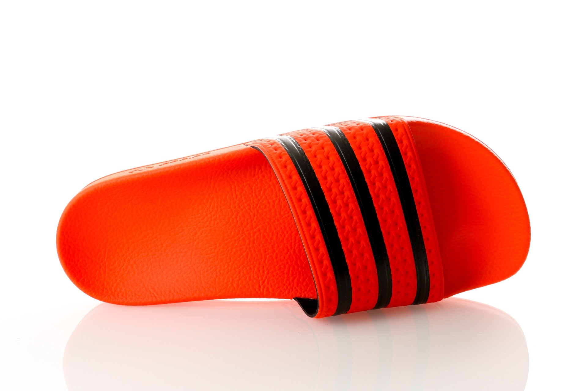 Foto van Adidas Adilette Cm8442 Sneakers Active Orange/Core Black/Active Orange