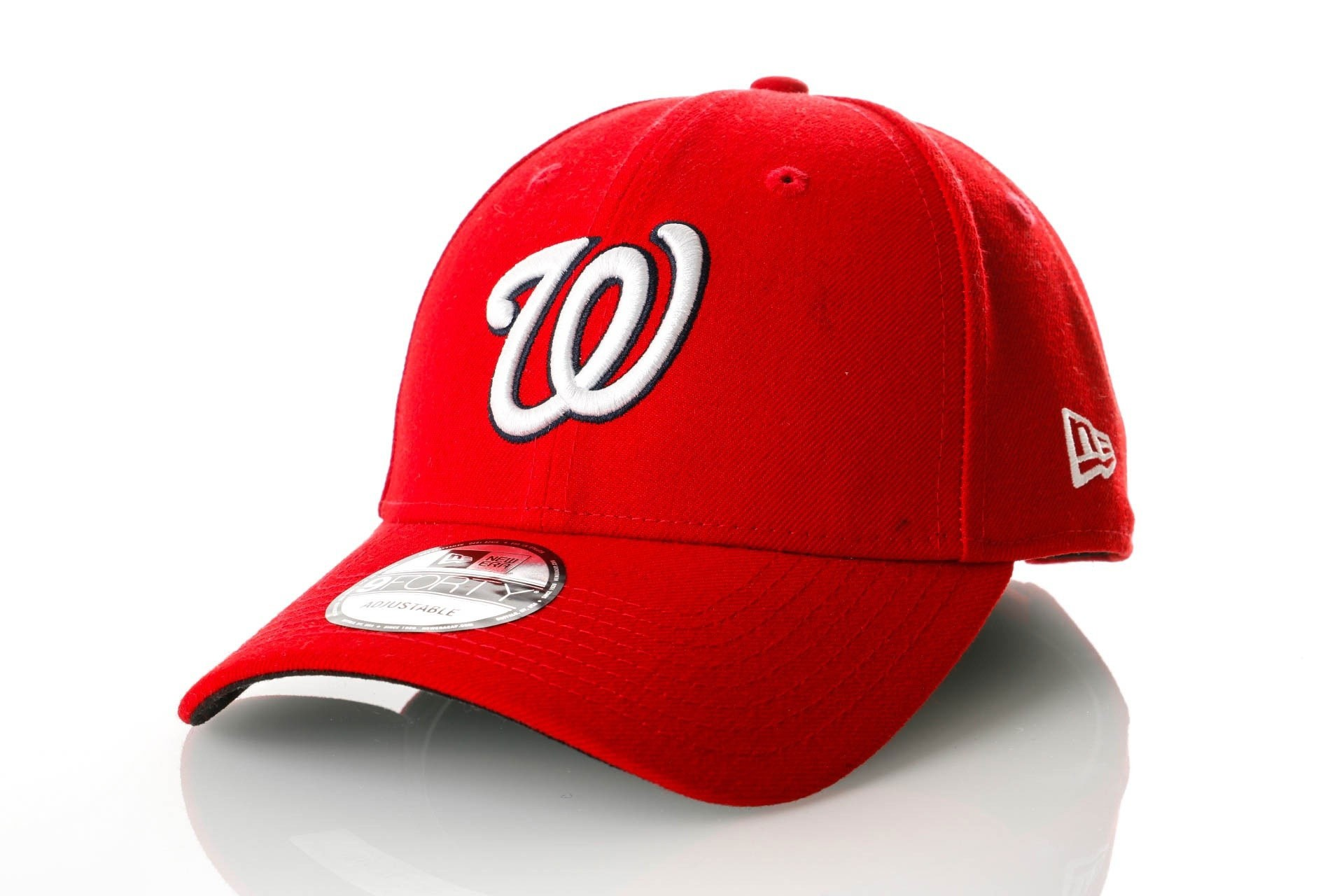 Foto van New Era Mlb The League Washington Nationals 10047560 Dad Cap Official Team Colour Mlb