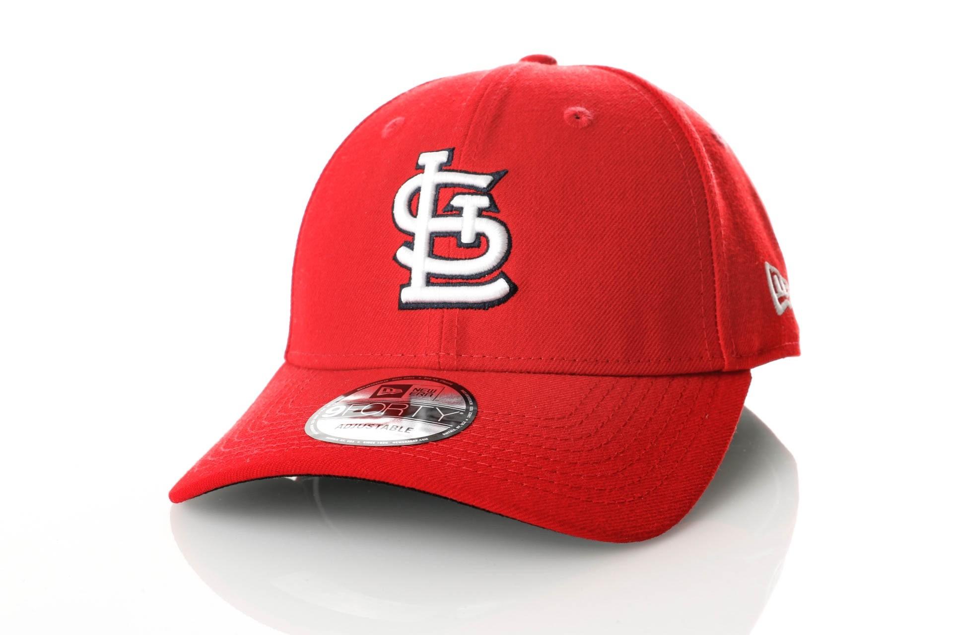 Afbeelding van New Era Mlb The League St Louis Cardinals 11001314 Dad Cap Official Team Colour Mlb
