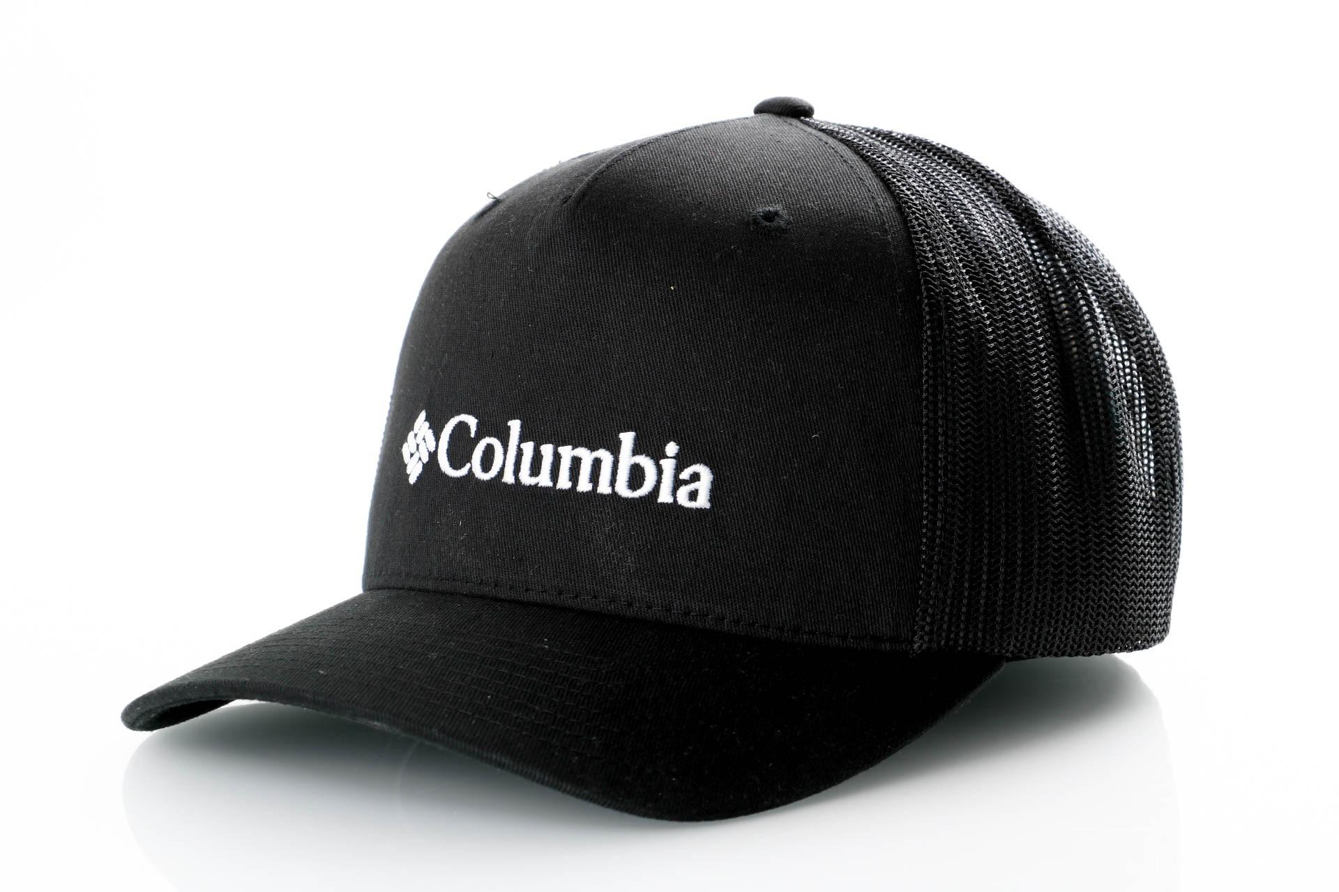 Foto van Columbia CSC Trucker Ballcap 1869101010 Trucker Cap Black