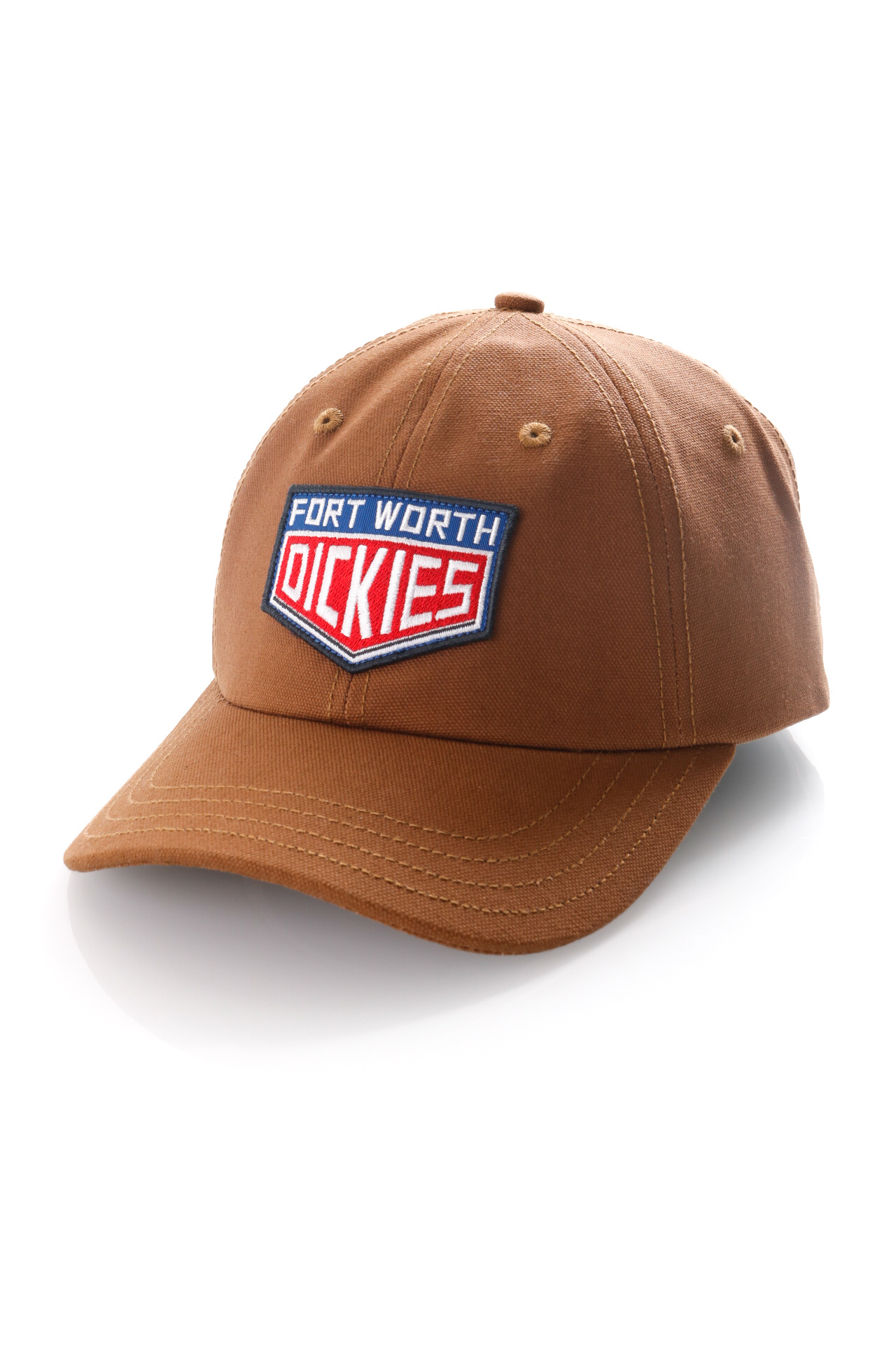 Foto van Dickies Dad Cap Wisner Brown Duck DK0A4X7DBD01