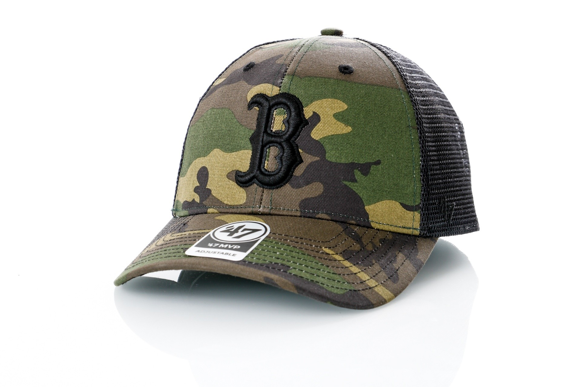 Foto van 47 Brand B-CBRAN02GWP-CM CAMO MLB Boston Red Sox