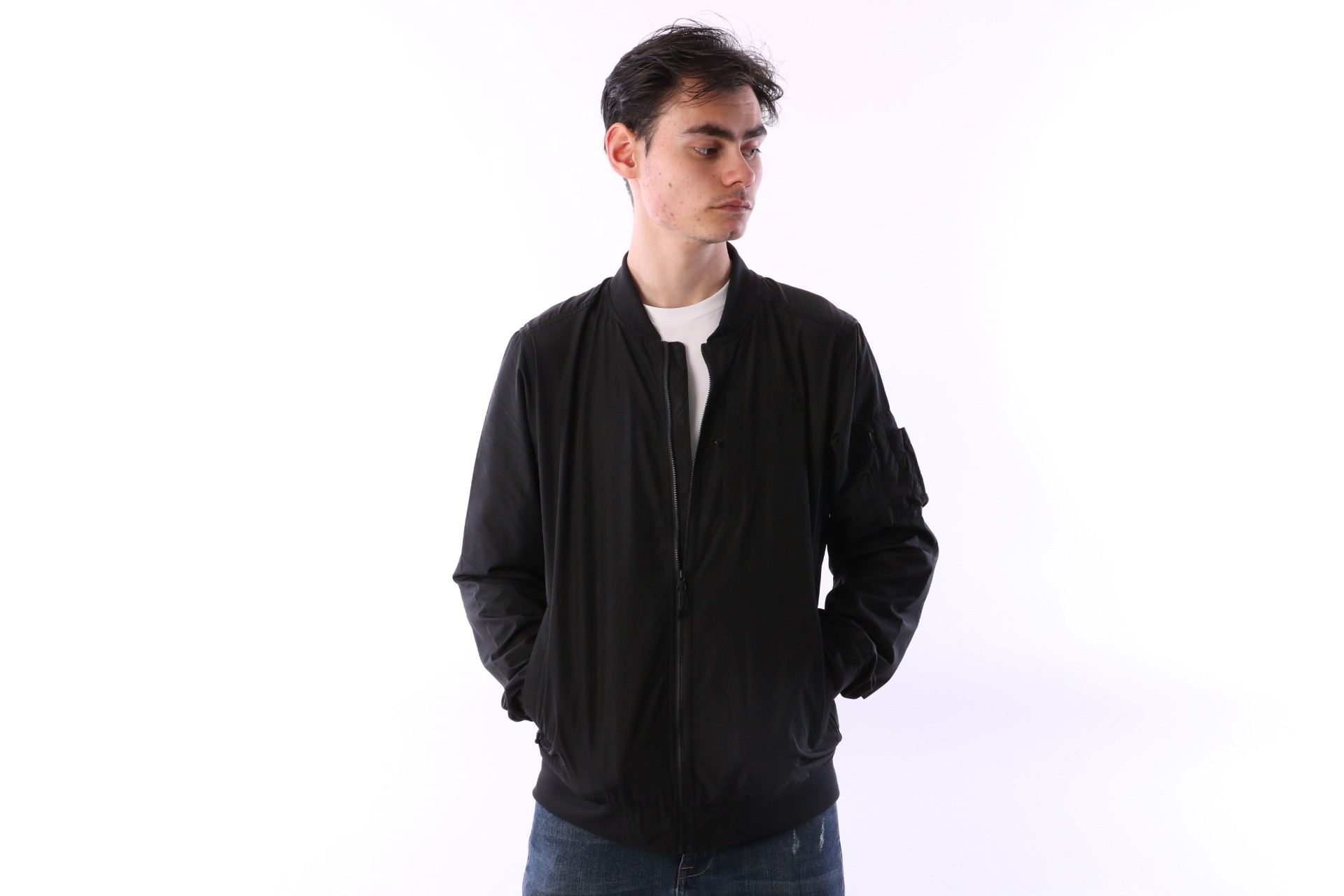 Afbeelding van The North Face T93BQG-JK3 Jacket Meaford Zwart