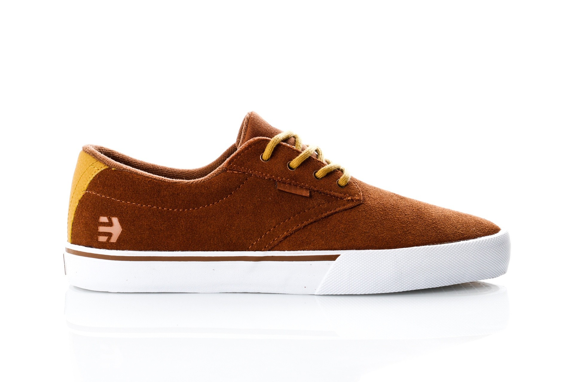 Foto van Etnies JAMESON VULC 4101000449 Sneakers BROWN/TAN