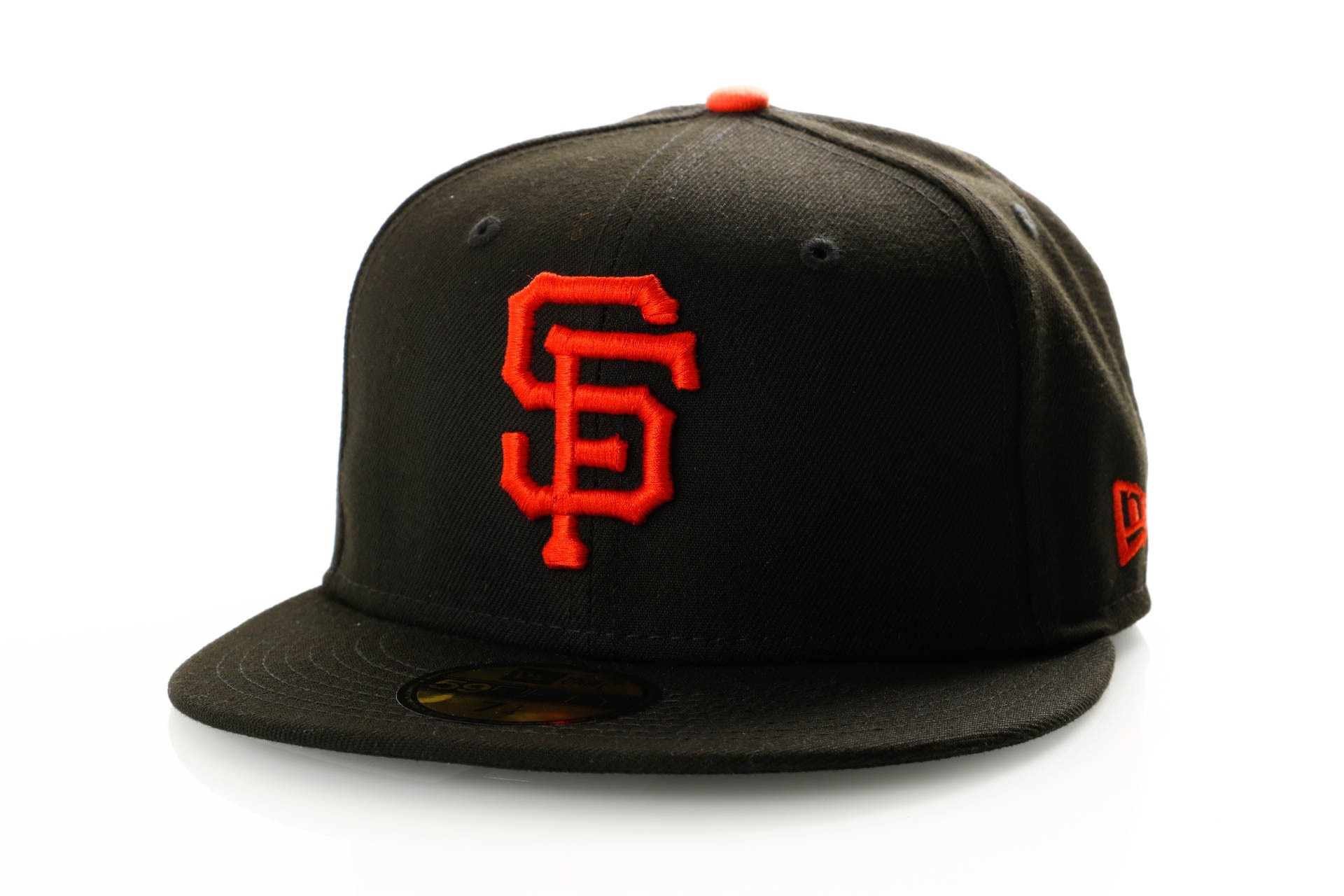 Foto van New Era Ac Perf 59Fifty 70331940 Fitted Cap Offical Team Colour Mlb San Francisco Giants