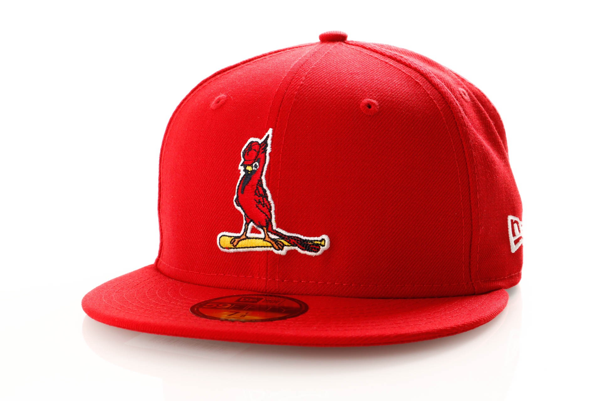 4d81afdd7ab New Era Coops Wool 11941702 Fitted Cap Scarlet St Louis Cardinals