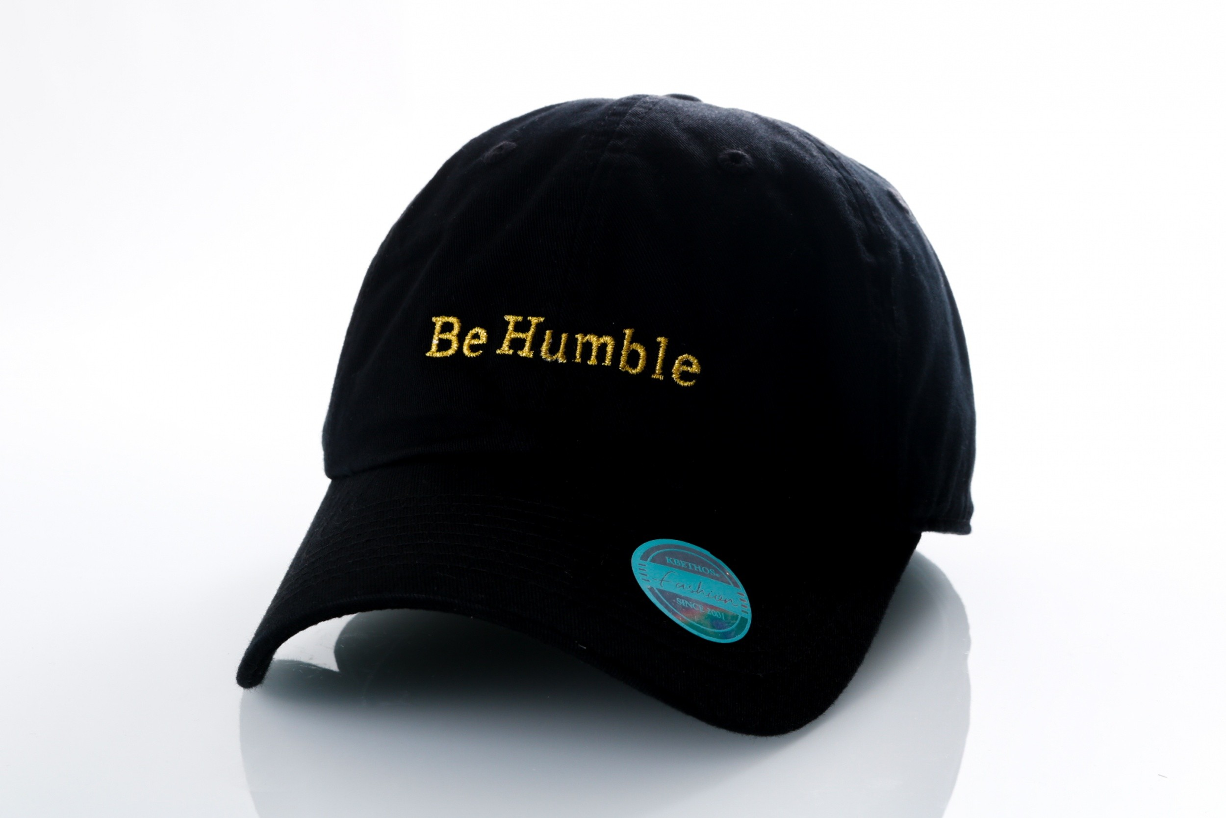 Foto van Ethos Be Humble KBSV-074 black KBSV-074 dad cap black