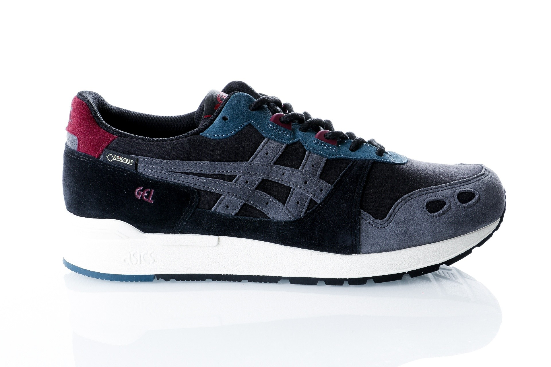 Foto van Asics GEL-LYTE G-TX 1193A038 Sneakers BLACK/DARK GREY
