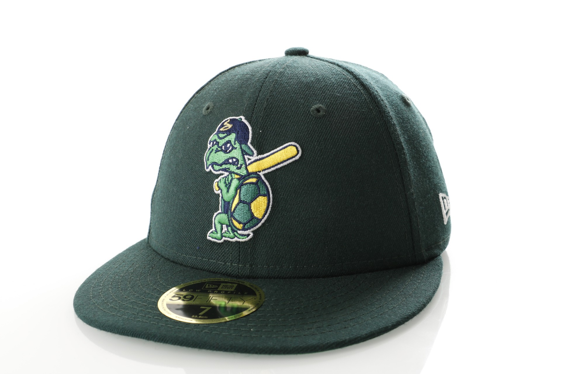 Foto van New Era Milb Lp 59Fifty Beloit Snappers 11794663 Fitted Cap Offical Team Colour Milb
