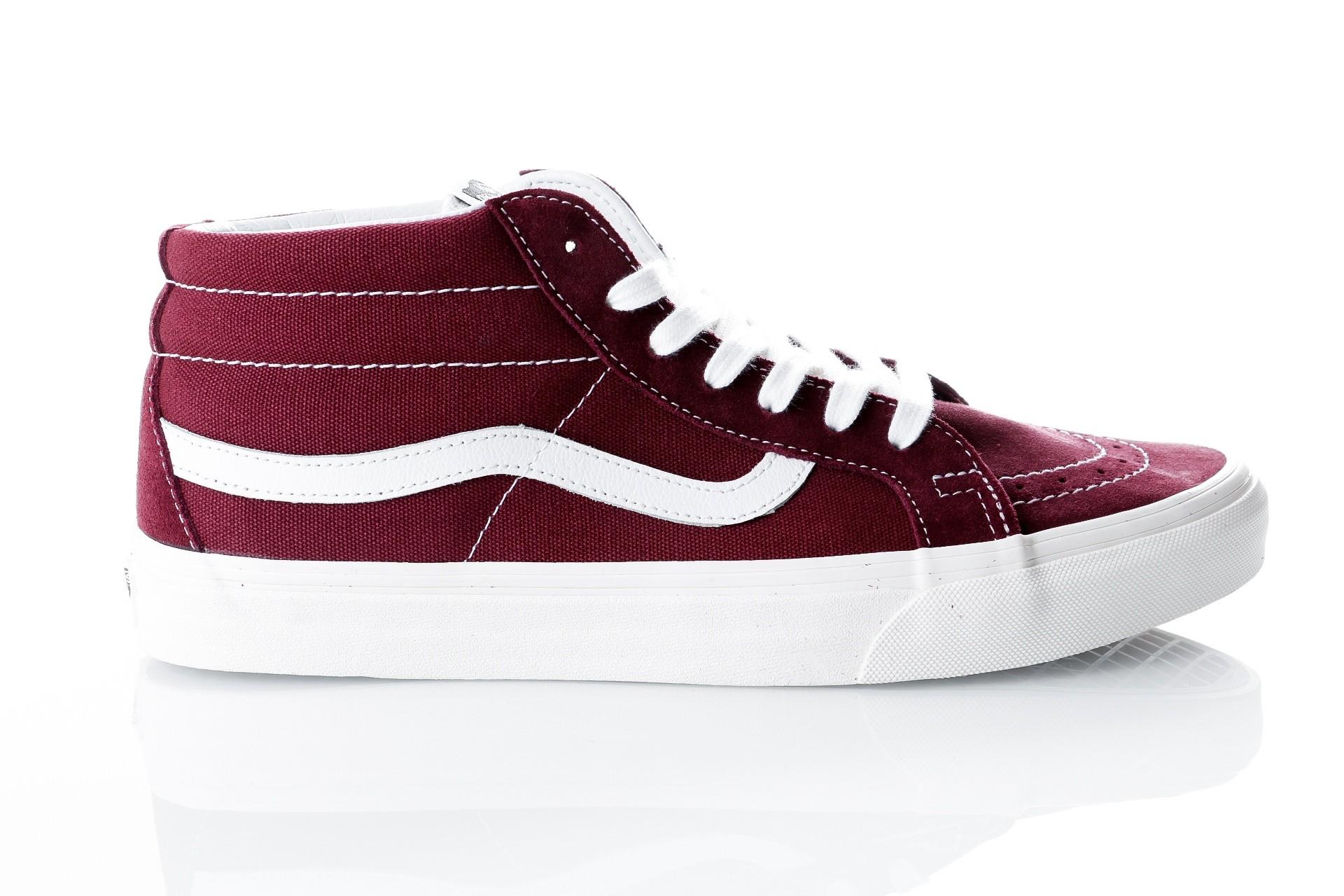 Afbeelding van Vans UA SK8-Mid Reissue VA3MV8U8M Sneakers (Retro Sport) port royale