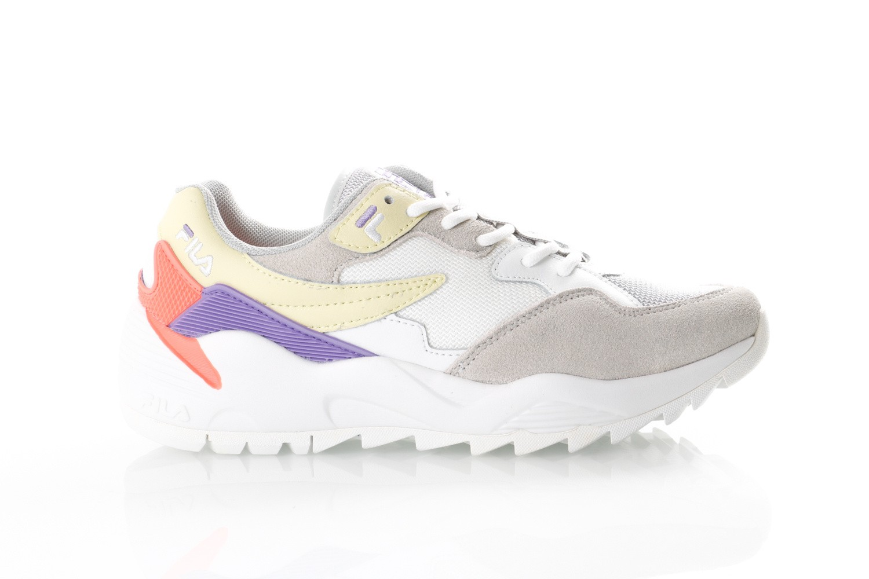 Foto van Fila Vault Cmr Jogger Cb Low Wmn 1010623 Sneakers Gray Violet / Italian Straw