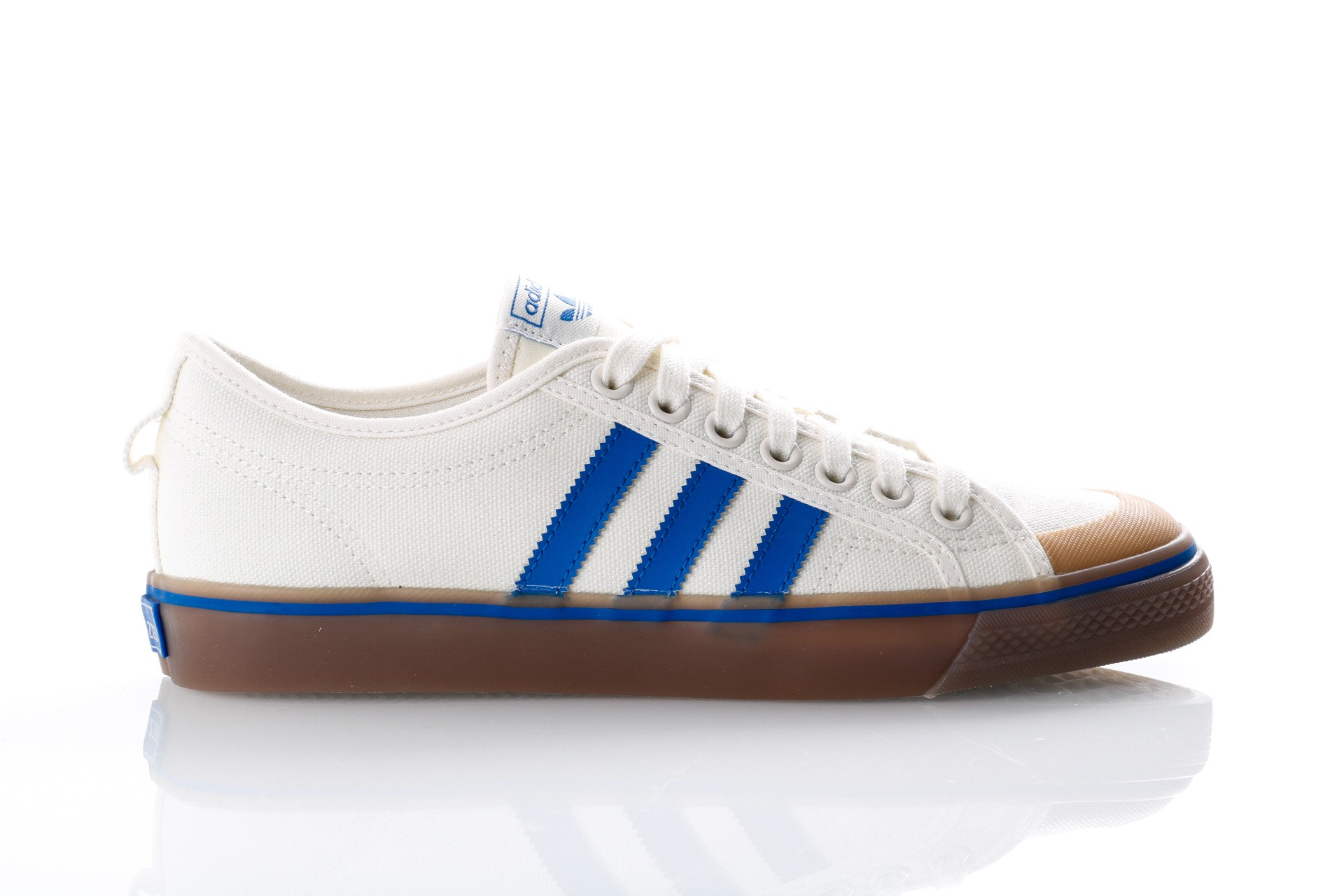 Foto van Adidas Originals DA9331 Sneakers Nizza OG Wit