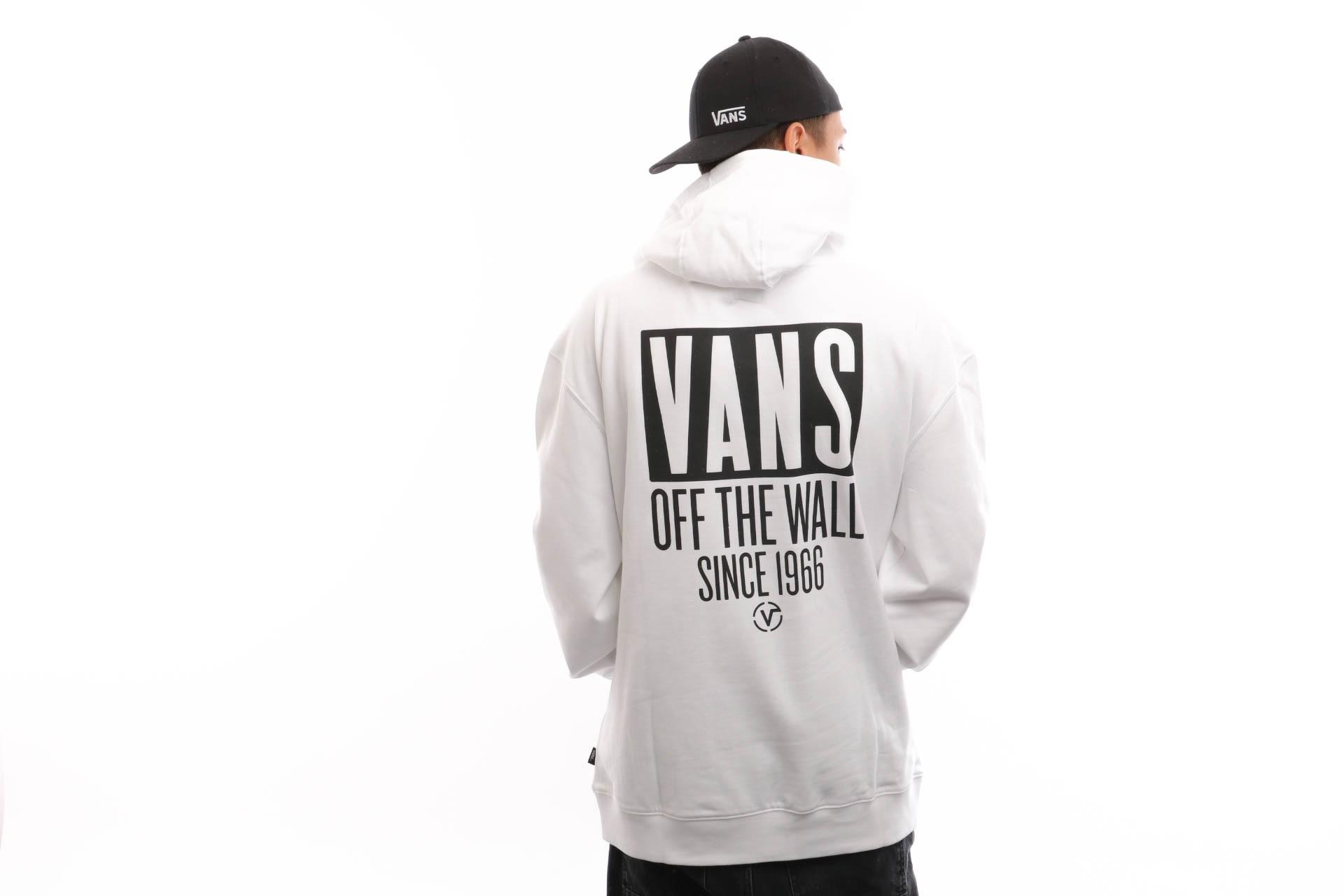 Foto van Vans Type Stacker Over VA3HYJWHT Hooded White