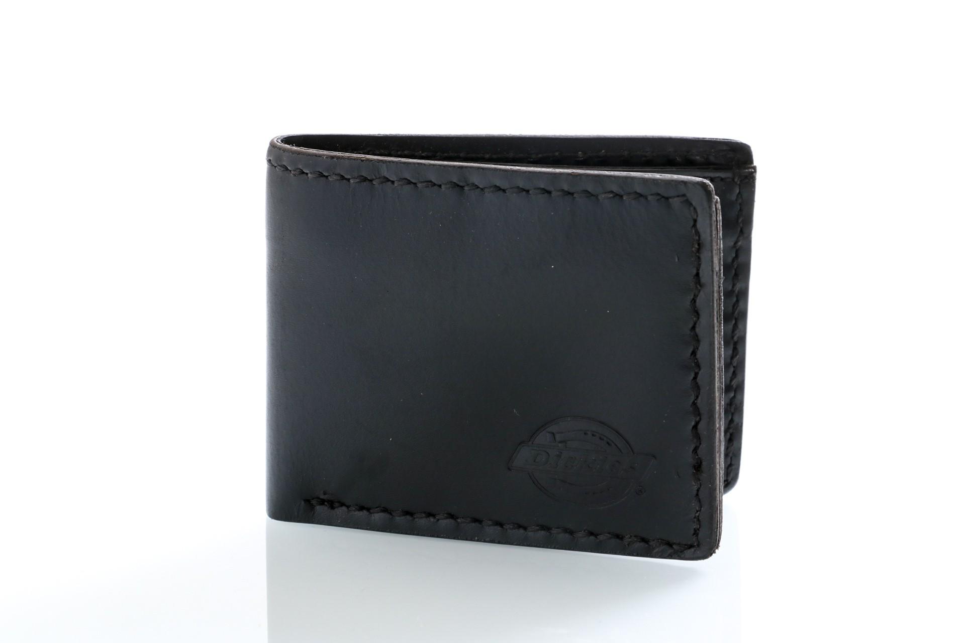 Foto van Dickies Portemonnee Coeburn Wallet DK848006BLK1 Black