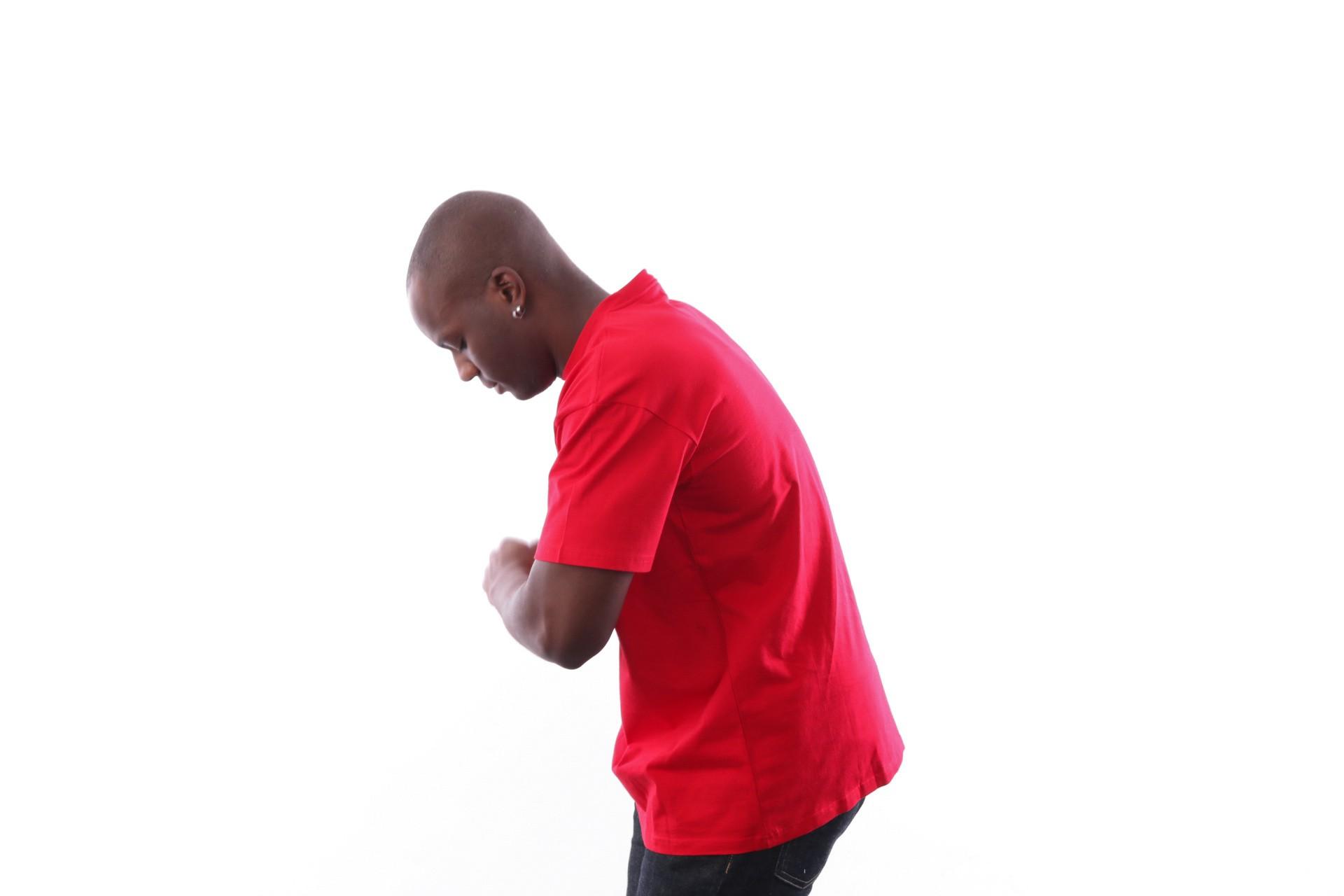 Afbeelding van Carhartt Wip S/S Chase T-Shirt I026391 T Shirt Cardinal / Gold