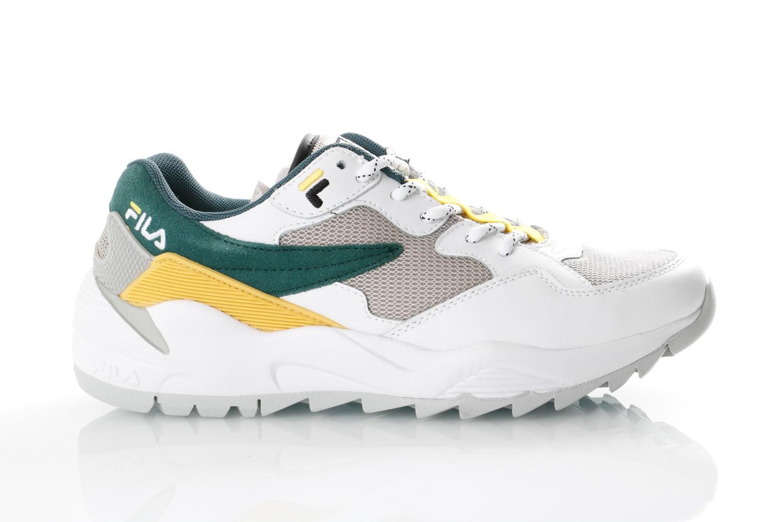 Foto van Fila Vault Cmr Jogger Cb Low 1010588 Sneakers Gray Violet / Empire Yellow