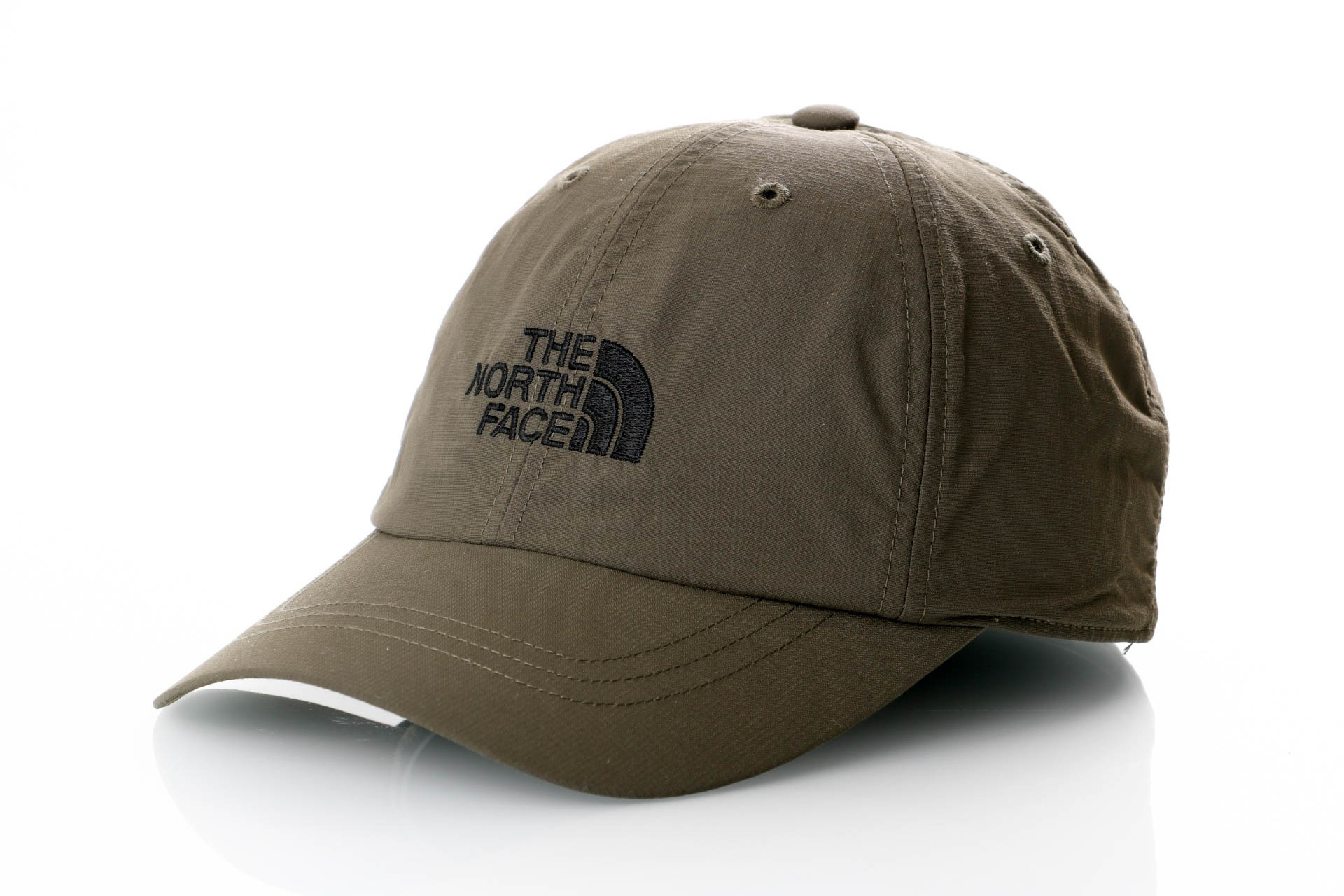 Foto van The North Face Horizon Hat T0CF7W Dad Cap New Taupe Green/Tnf Black