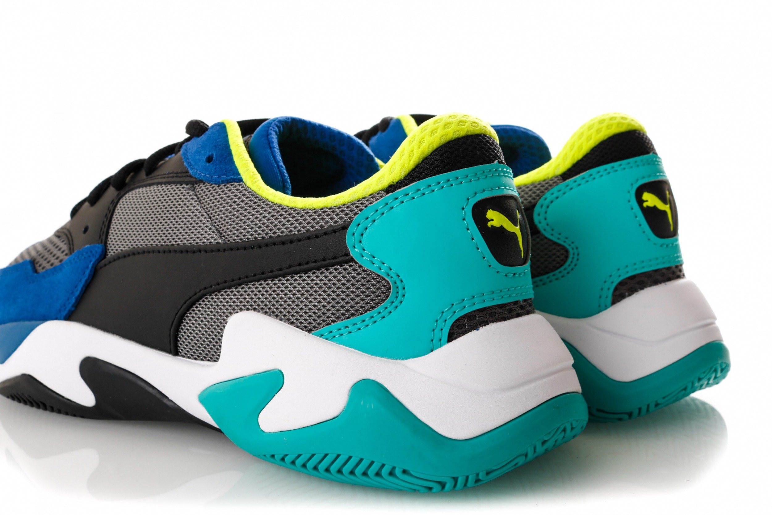 579b0dee685 Afbeelding van Puma STORM ORIGIN 369770 01 Sneakers galaxy blue-castlerock