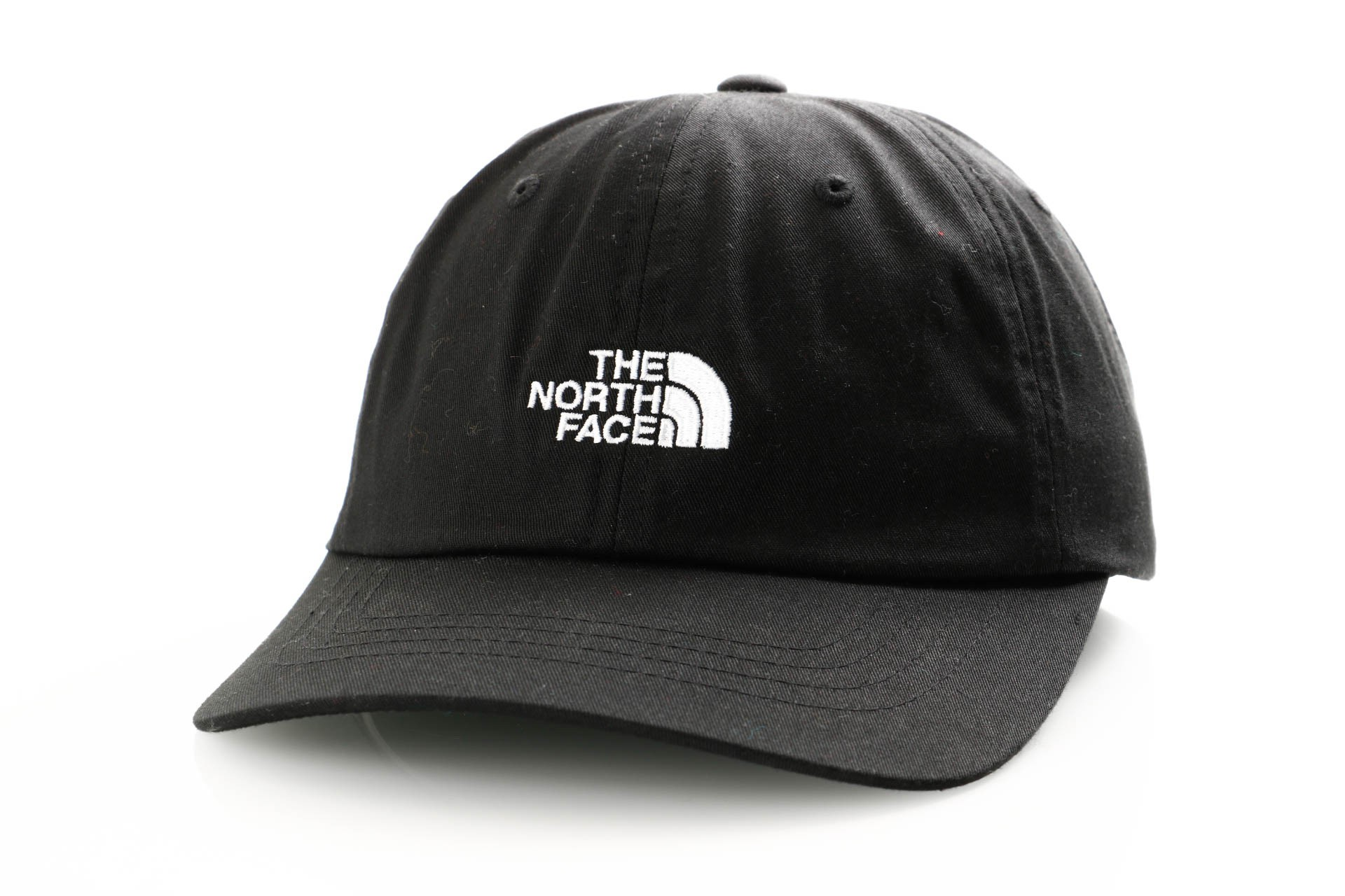 Afbeelding van The North Face The Norm Hat T9355Wcn7 Strapback Tnfblk/Tnfwhthtchtembrdry