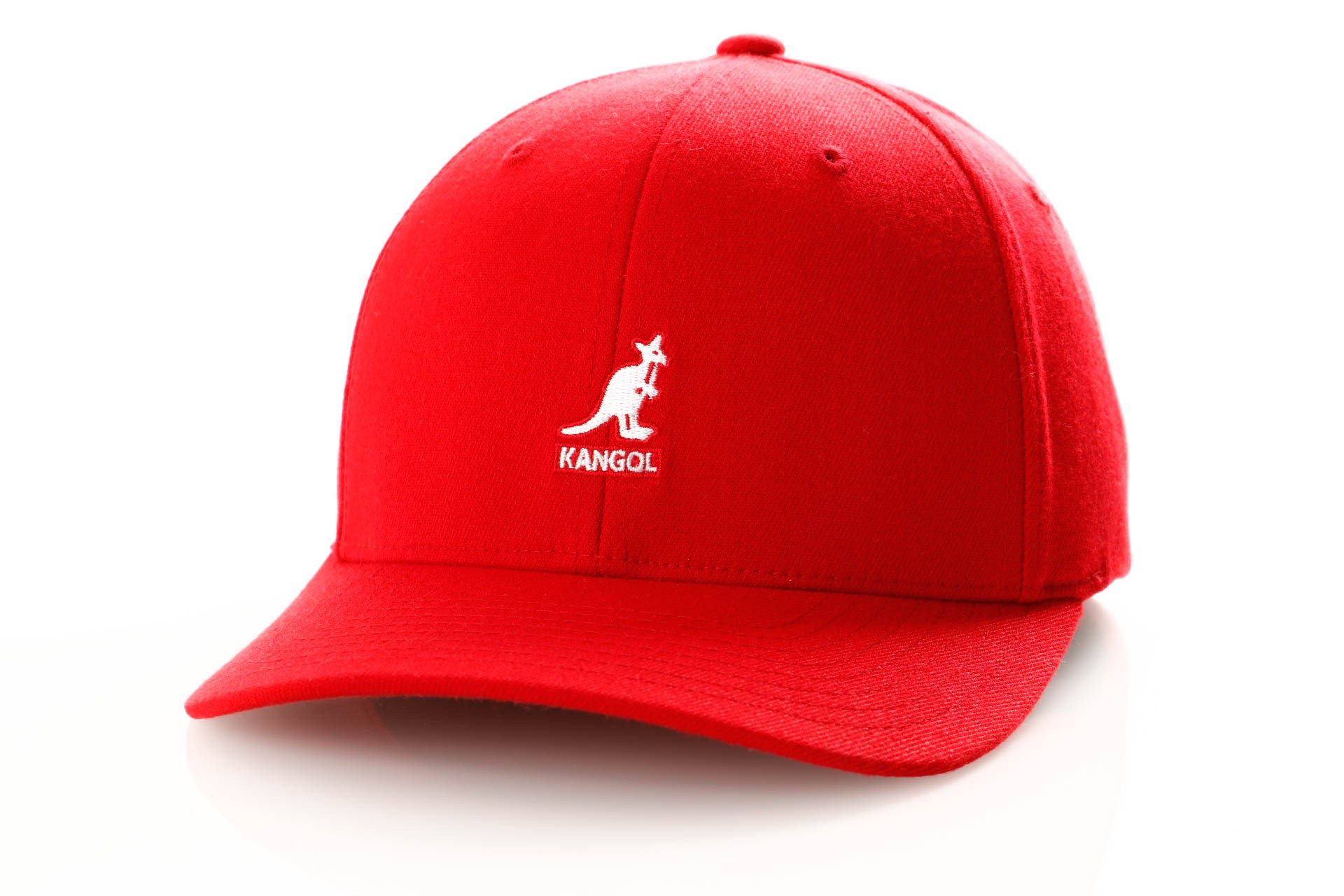 Foto van Kangol Wool Flexfit Baseball 8650Bc Dad Cap Rojo