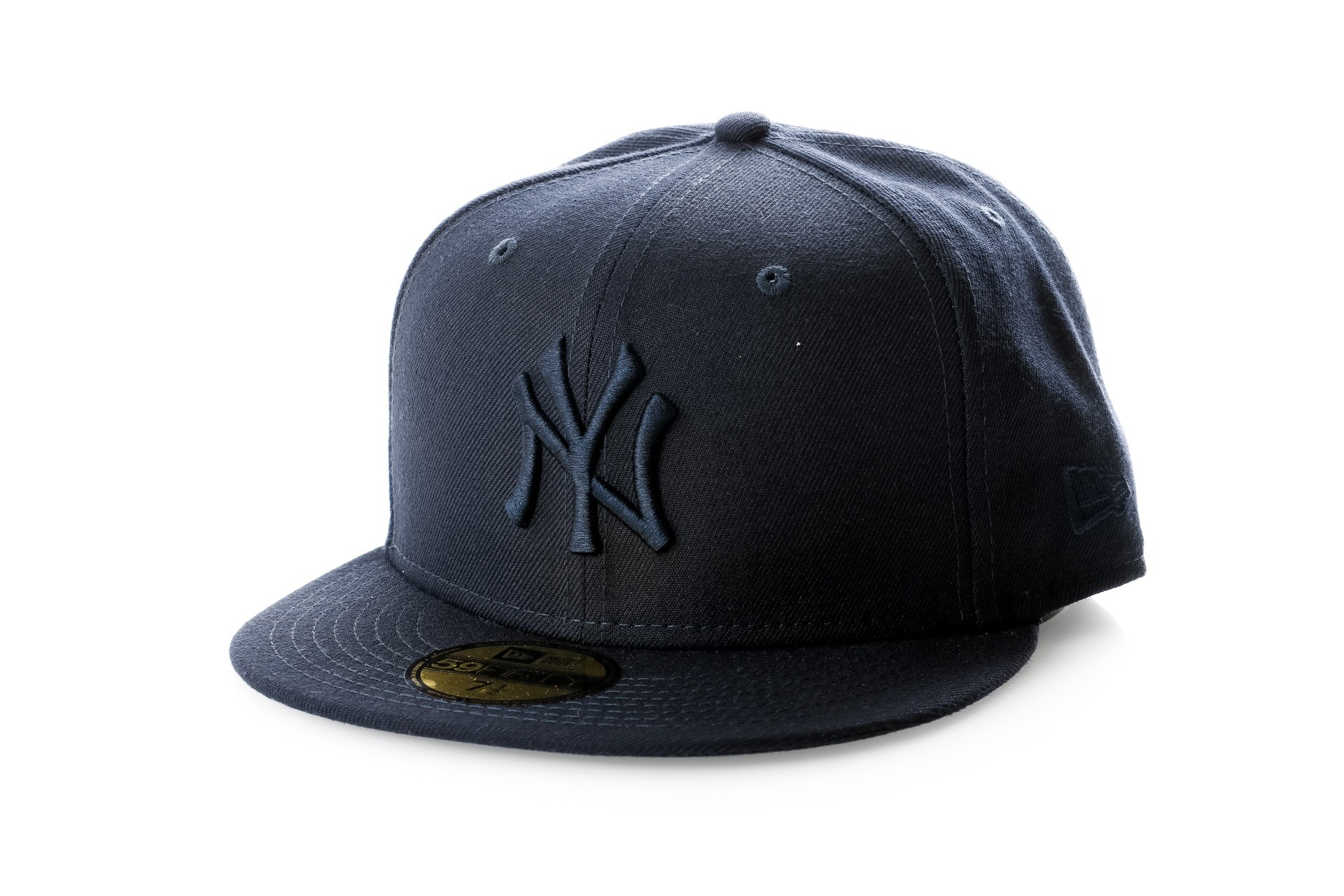 Foto van New Era LEAGUE ESSENTIAL 5950 NEW YORK YANKEES 11794691 Fitted Cap NAVY MLB