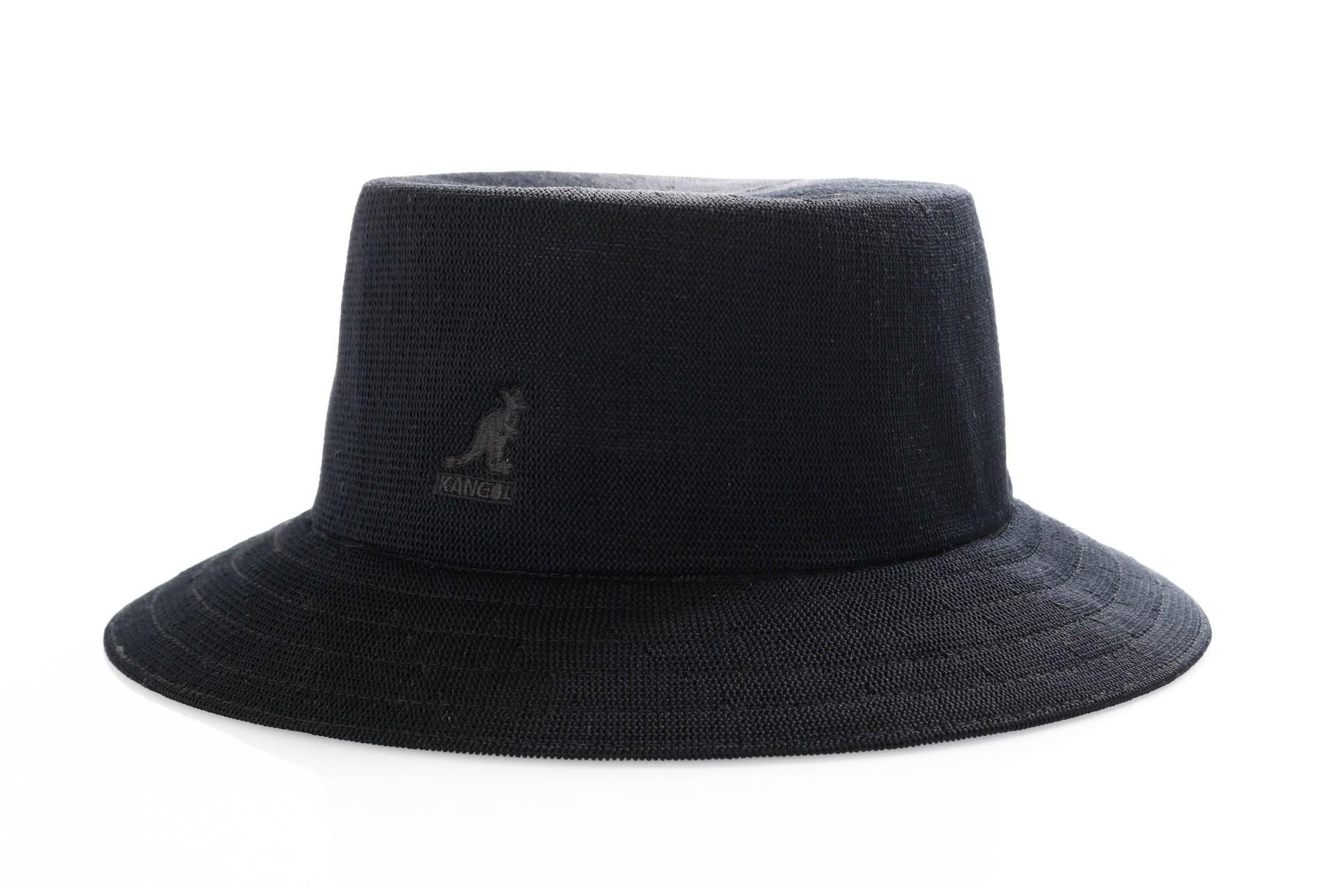 Foto van Kangol Tropic Rap Hat K3314St Hoed Black