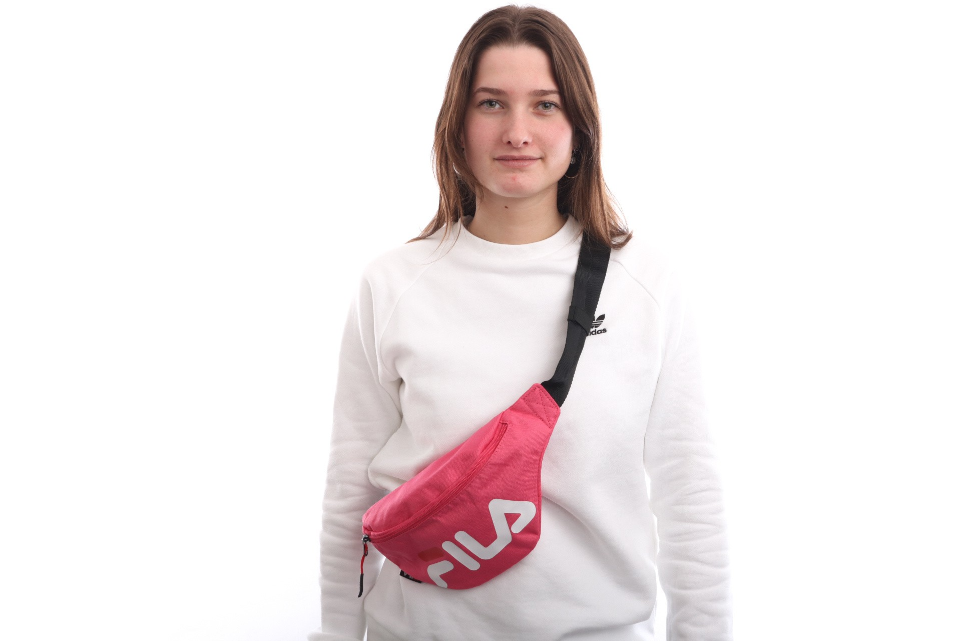 Foto van Fila Waist Bag Slim 685003 Heuptas Honeysuckle