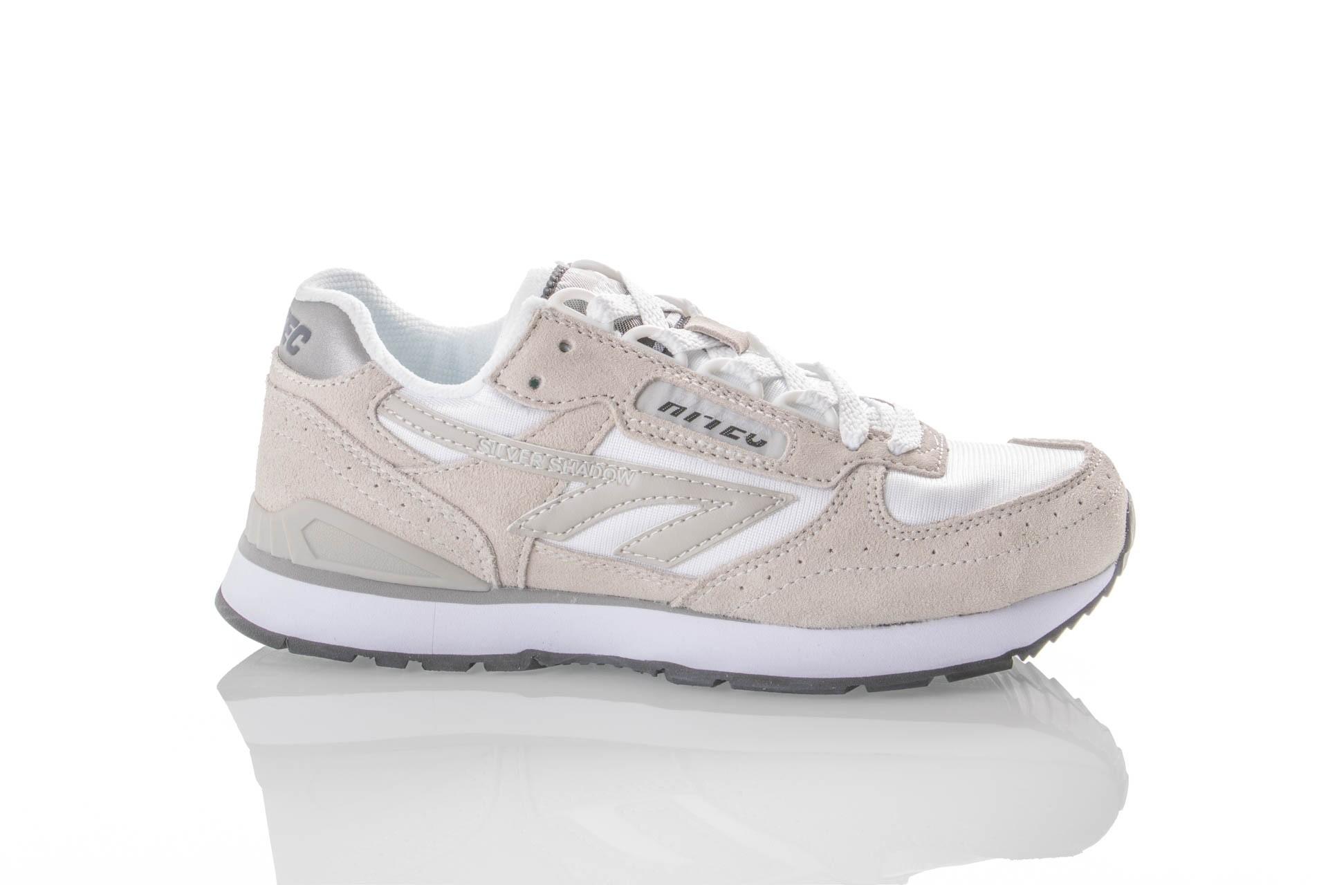 Afbeelding van Hi-Tec SILVER SHADOW O006911 / 015 Sneakers White/Cool Grey
