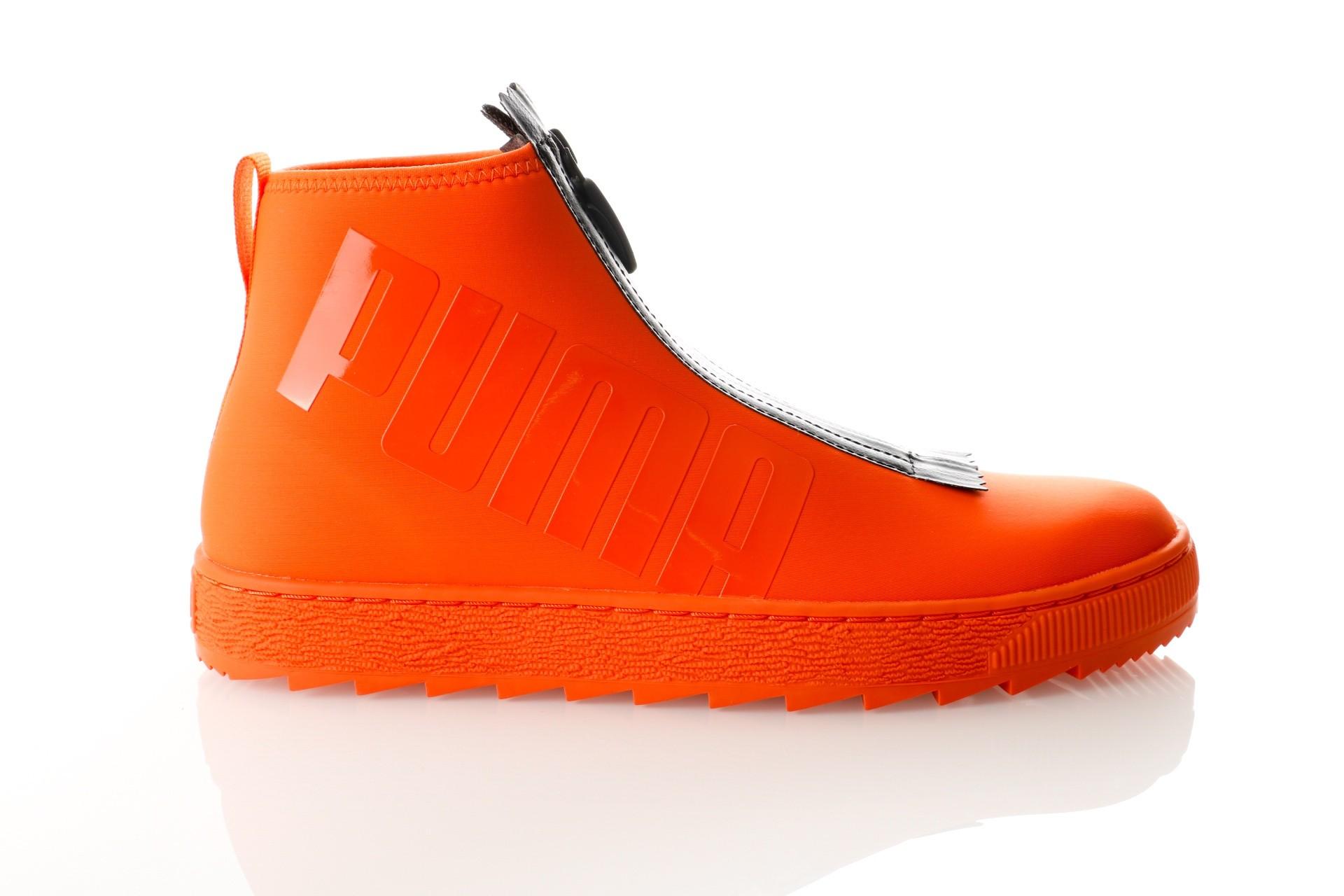 Foto van Puma Basket Boot ANR 366535 Sneakers scarlet ibis