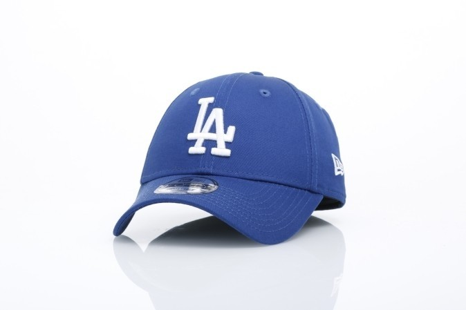 Afbeelding van New Era 11405492 Dad cap MLB league essential 940 LA Dodgers  Royal Blue ba19dbb59be