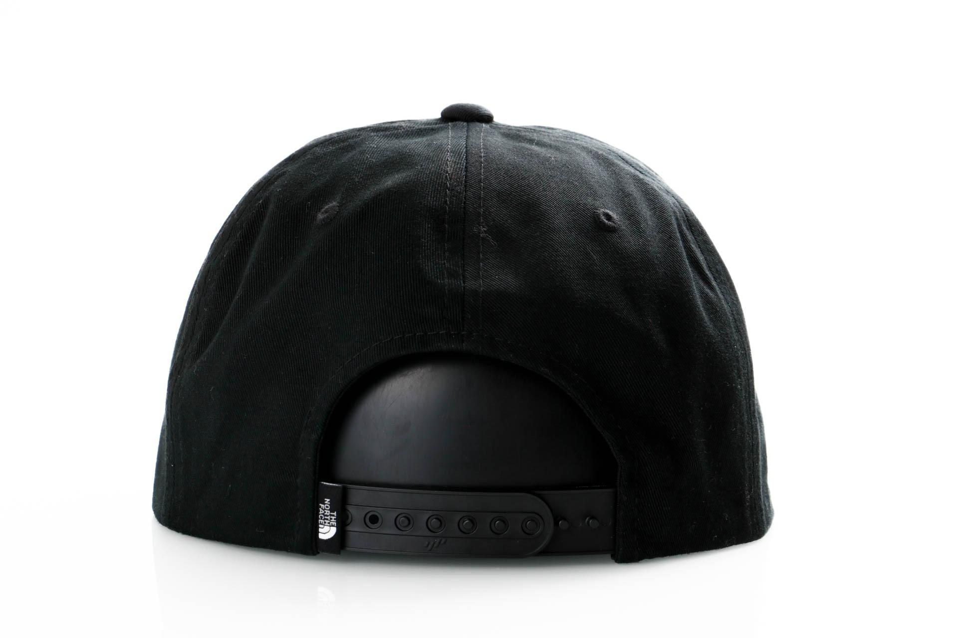 01460afe2db Afbeelding van The North Face Street Ball Cap T93FFKKX7 Snapback Tnf Black Tnf  Black