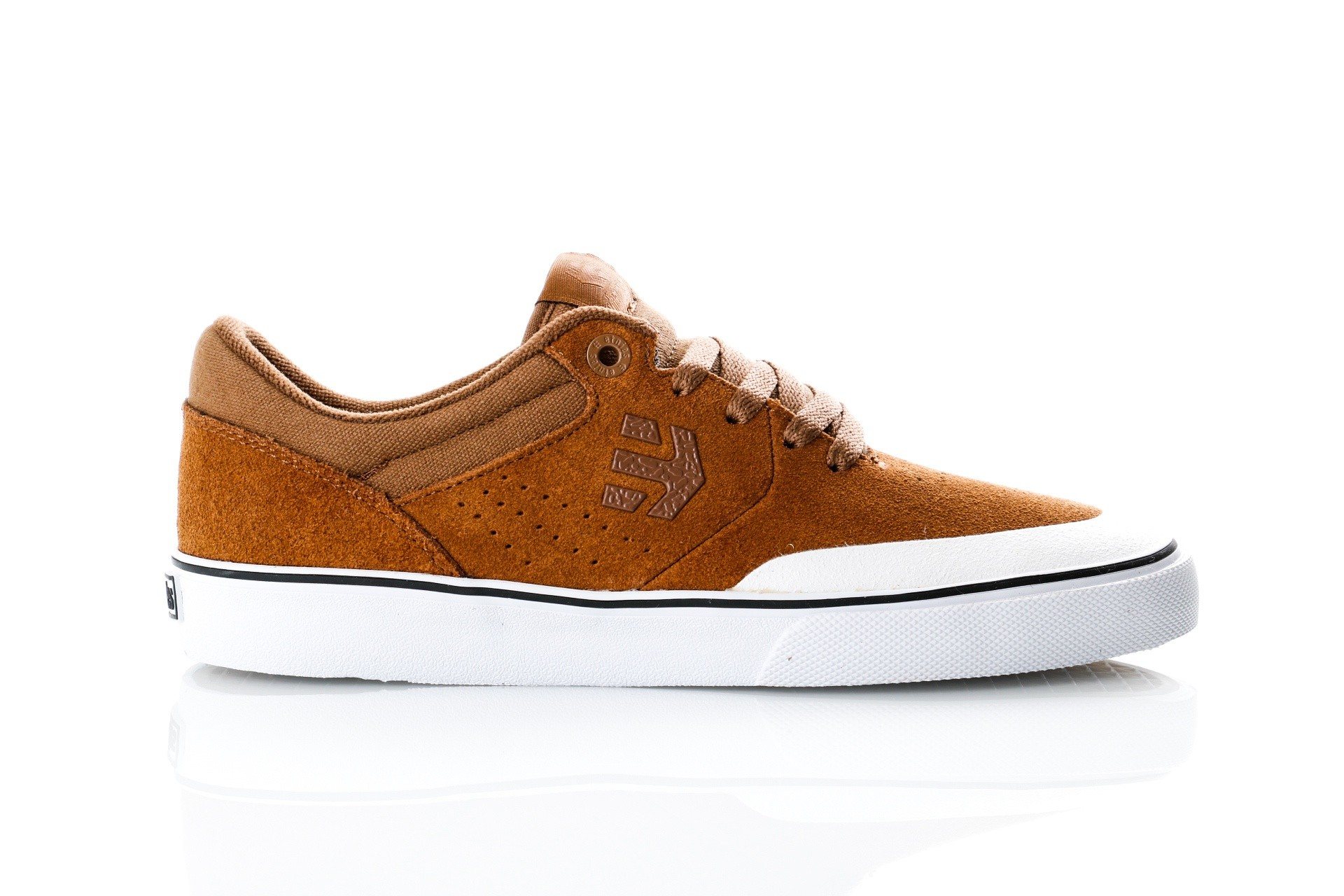 Foto van Etnies MARANA VULC 4101000425 Sneakers BROWN/WHITE