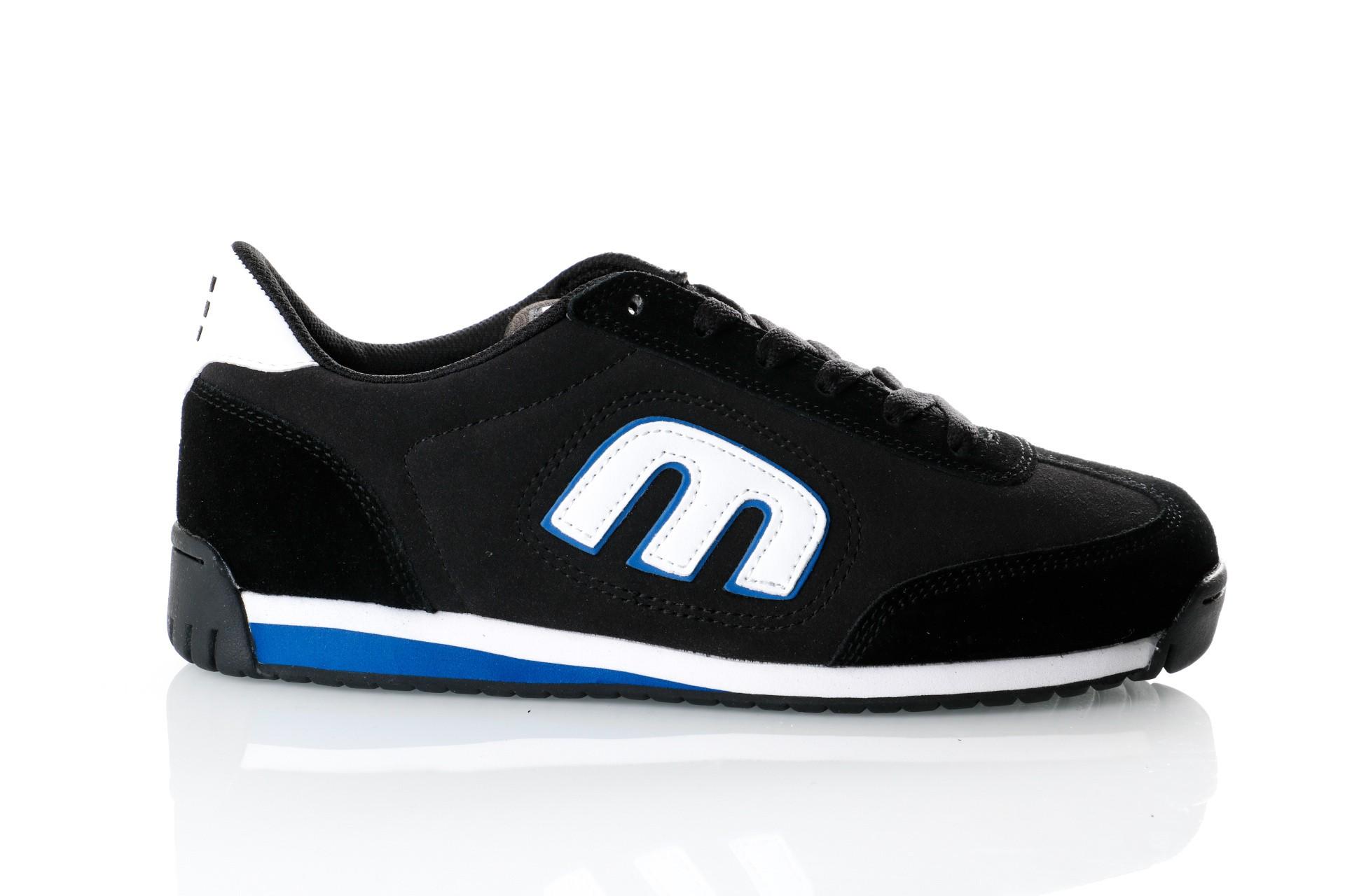 Foto van Etnies Lo-Cut Ii Ls 4101000365 Sneakers Black/Charcoal/Blue