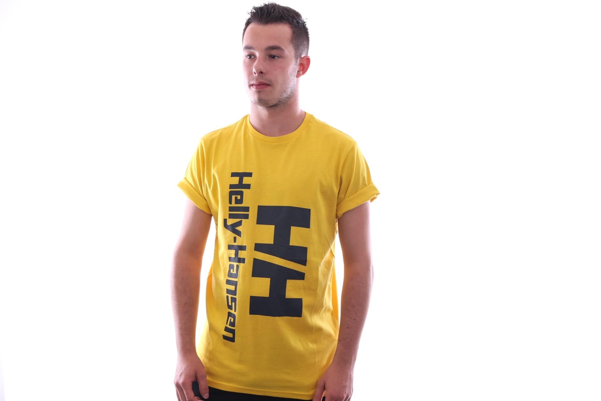 Afbeelding van Helly Hansen HH RETRO T-SHIRT 29662 T shirt SULPHUR