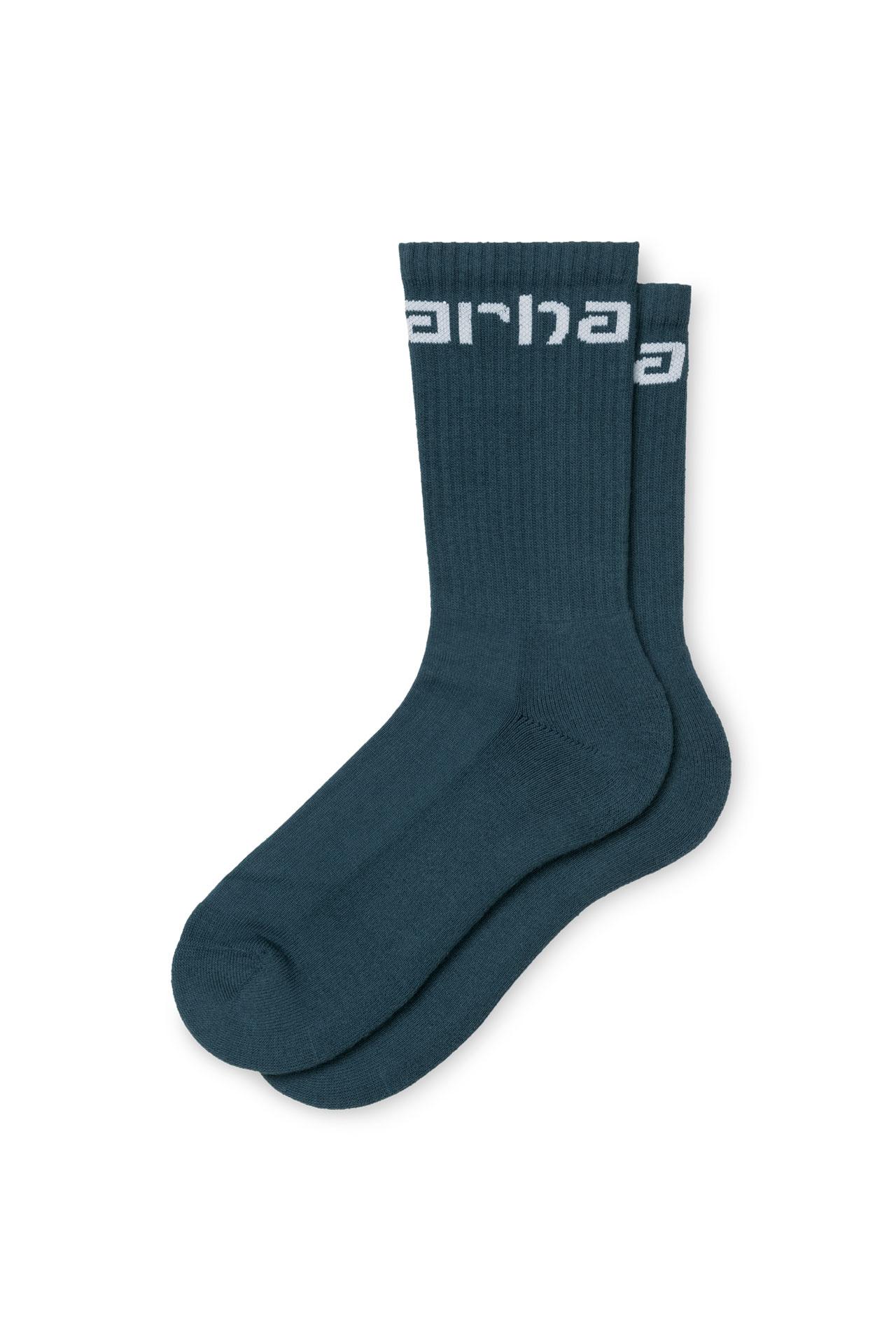 Foto van Carhartt Sokken Carhartt Socks Admiral / White I027705
