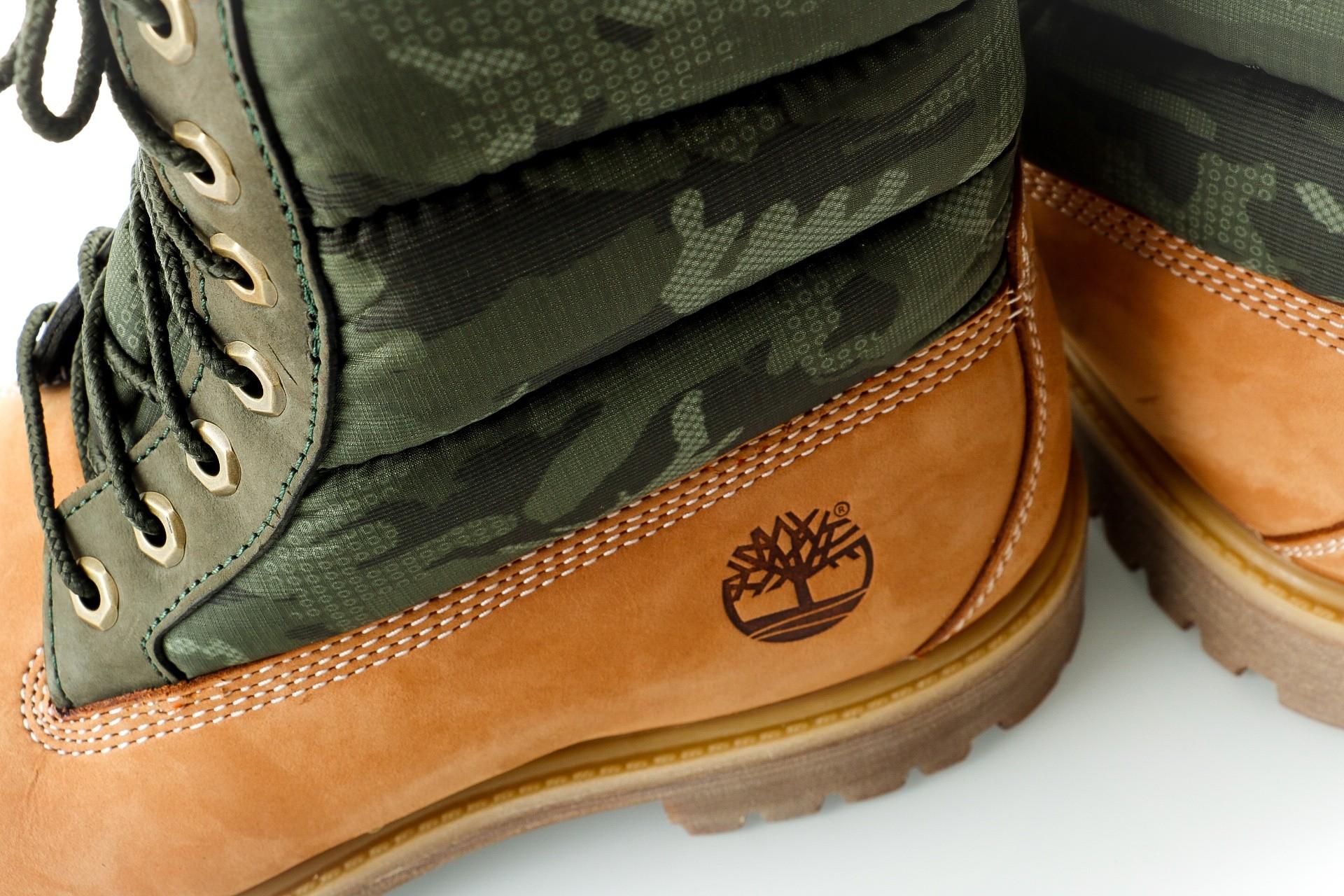 014b21170d0 Wheat Timberland Inch Afbeelding Sneakers TB0A1ZRH2311 van 6 Puffer ...
