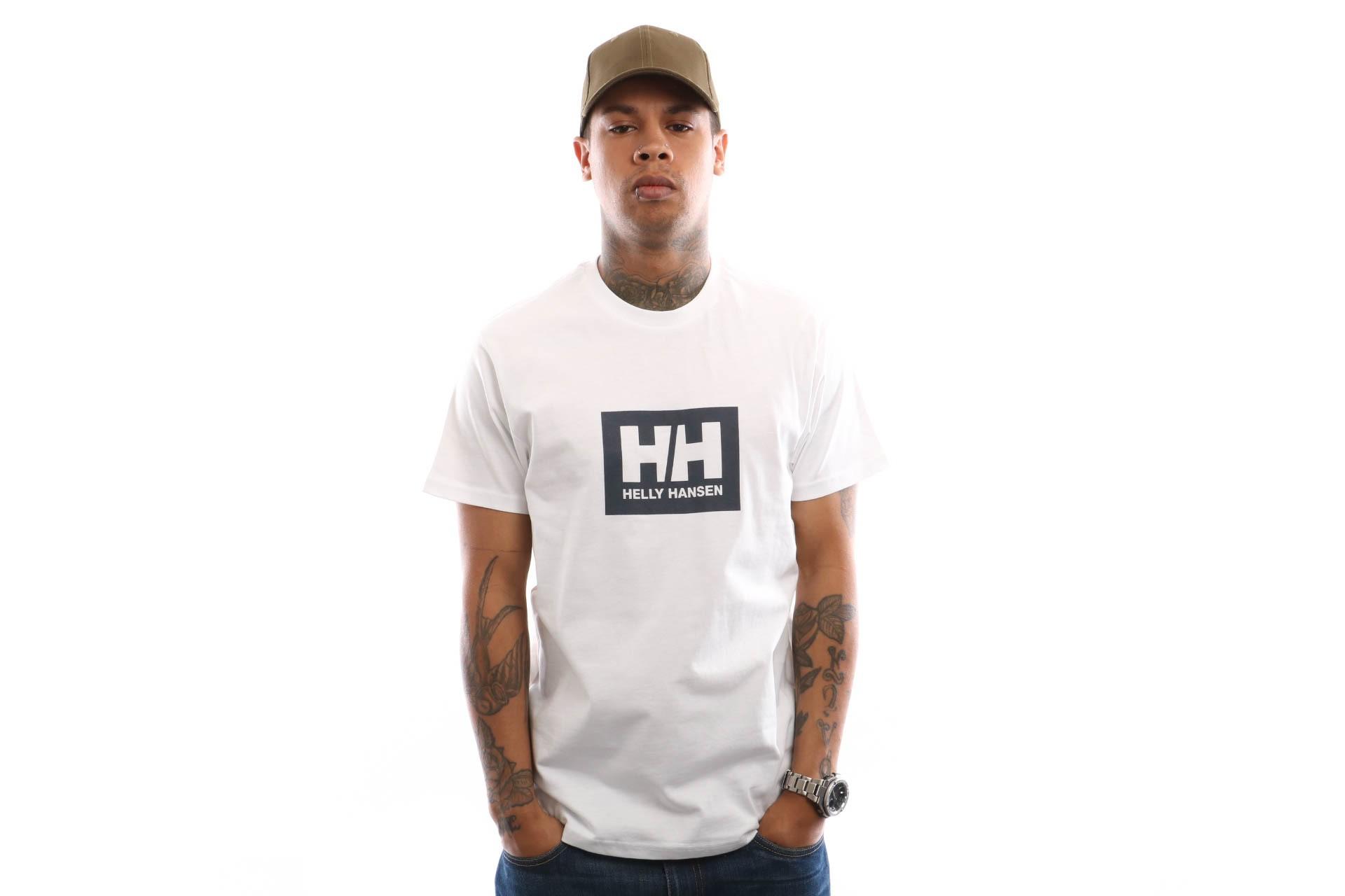 Foto van Helly Hansen Tokyo T-Shirt 53285 T Shirt White