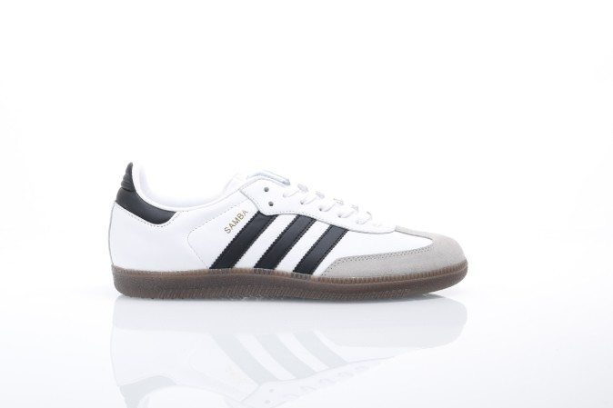Afbeelding van Adidas Originals BZ0057 Sneakers Samba Wit