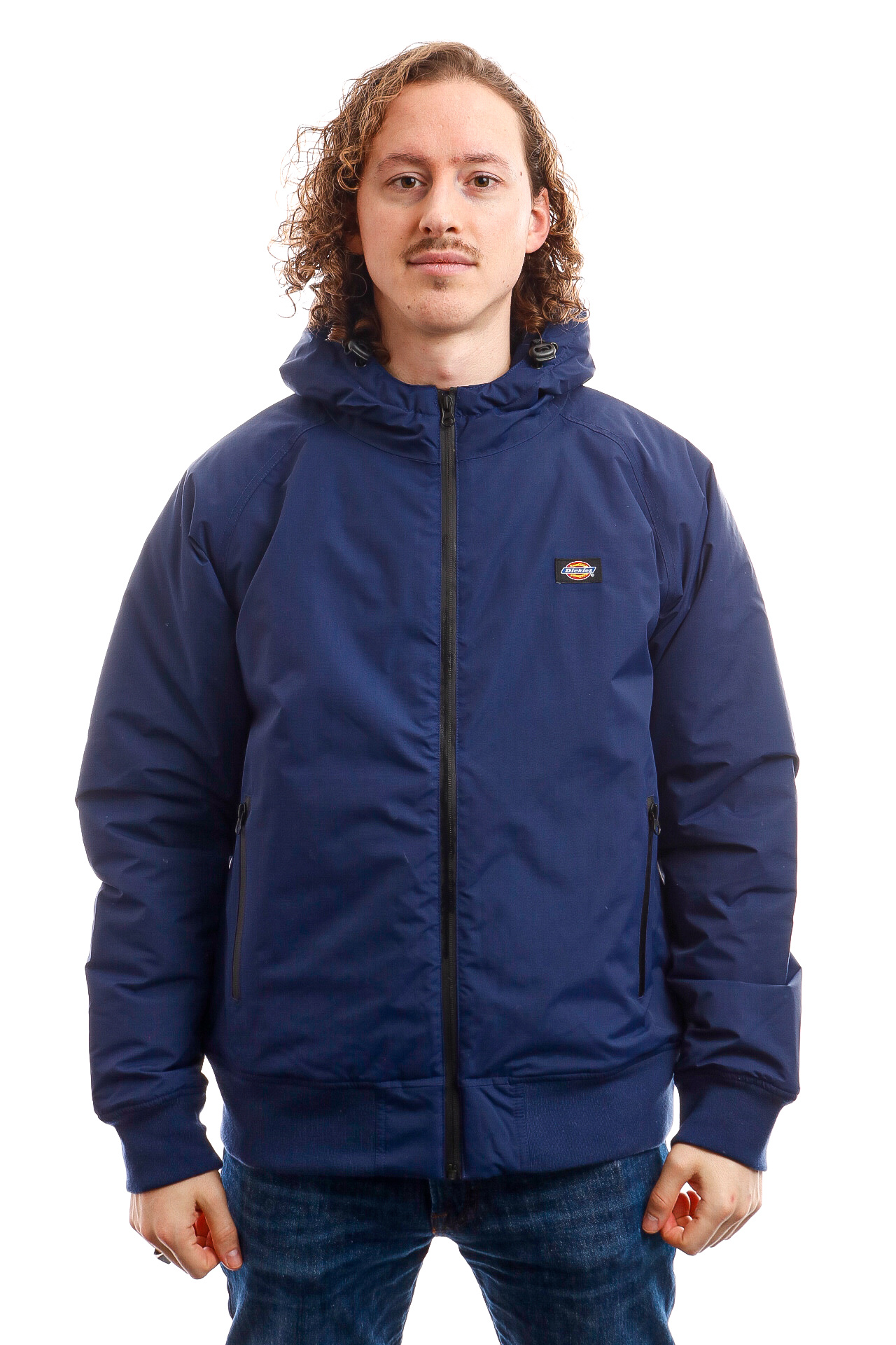 Foto van Dickies Jacket New Sarpy Deep Blue DK0A4X5MEL01